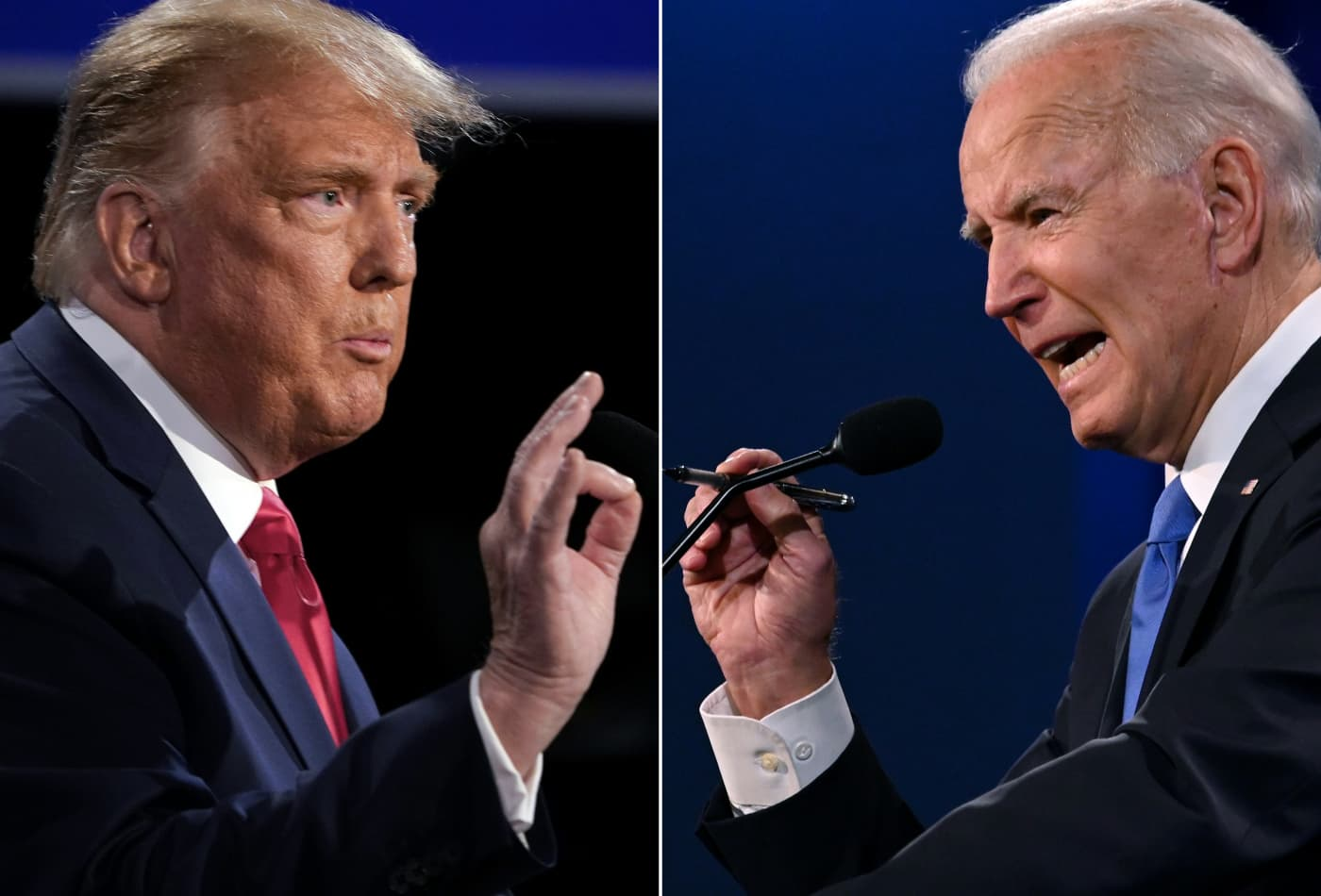 Here's how a Biden or Trump presidency would affect your personal finances