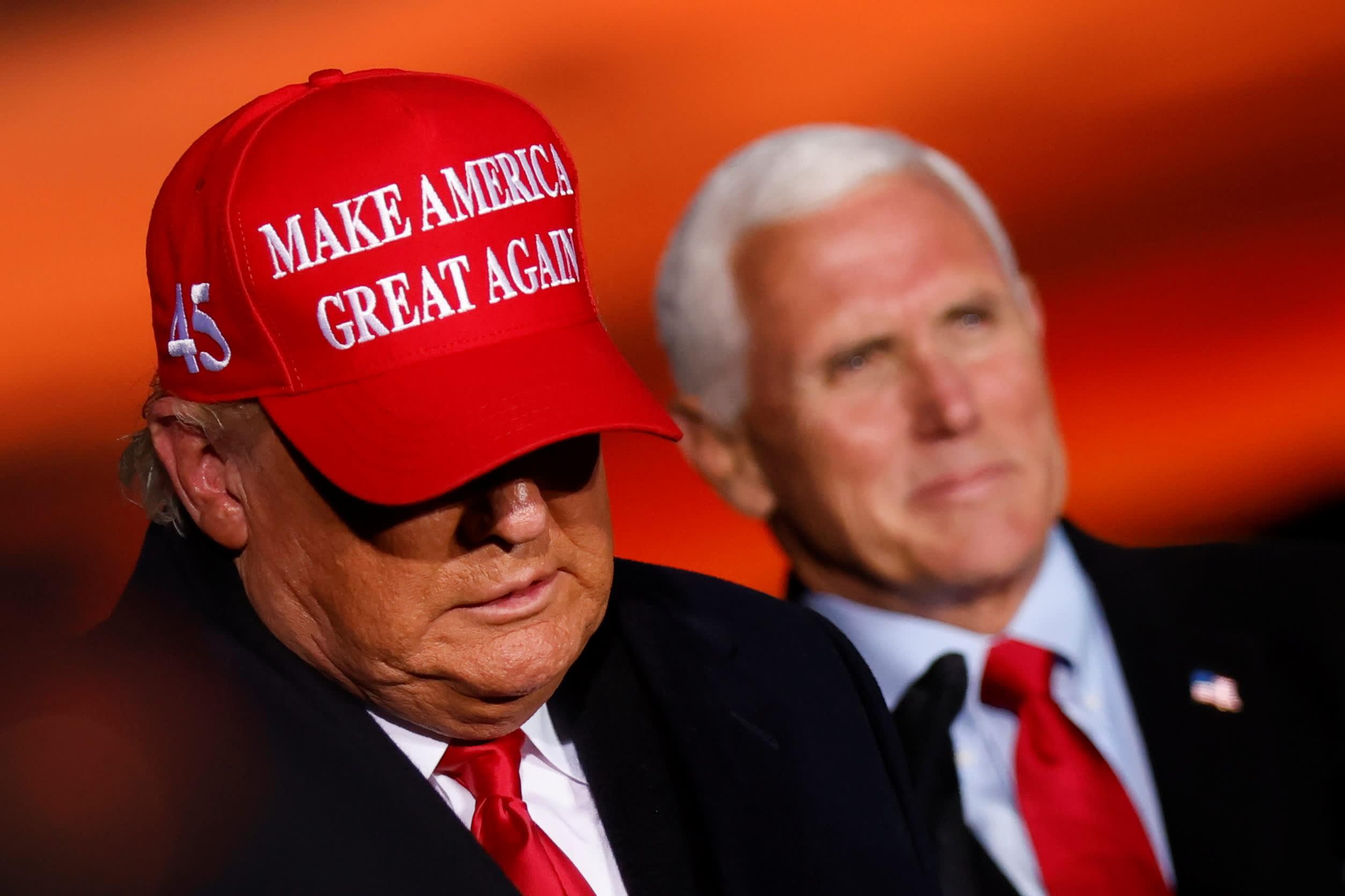 Trump campaign drops Michigan election lawsuit Rudy Giuliani says – CNBC