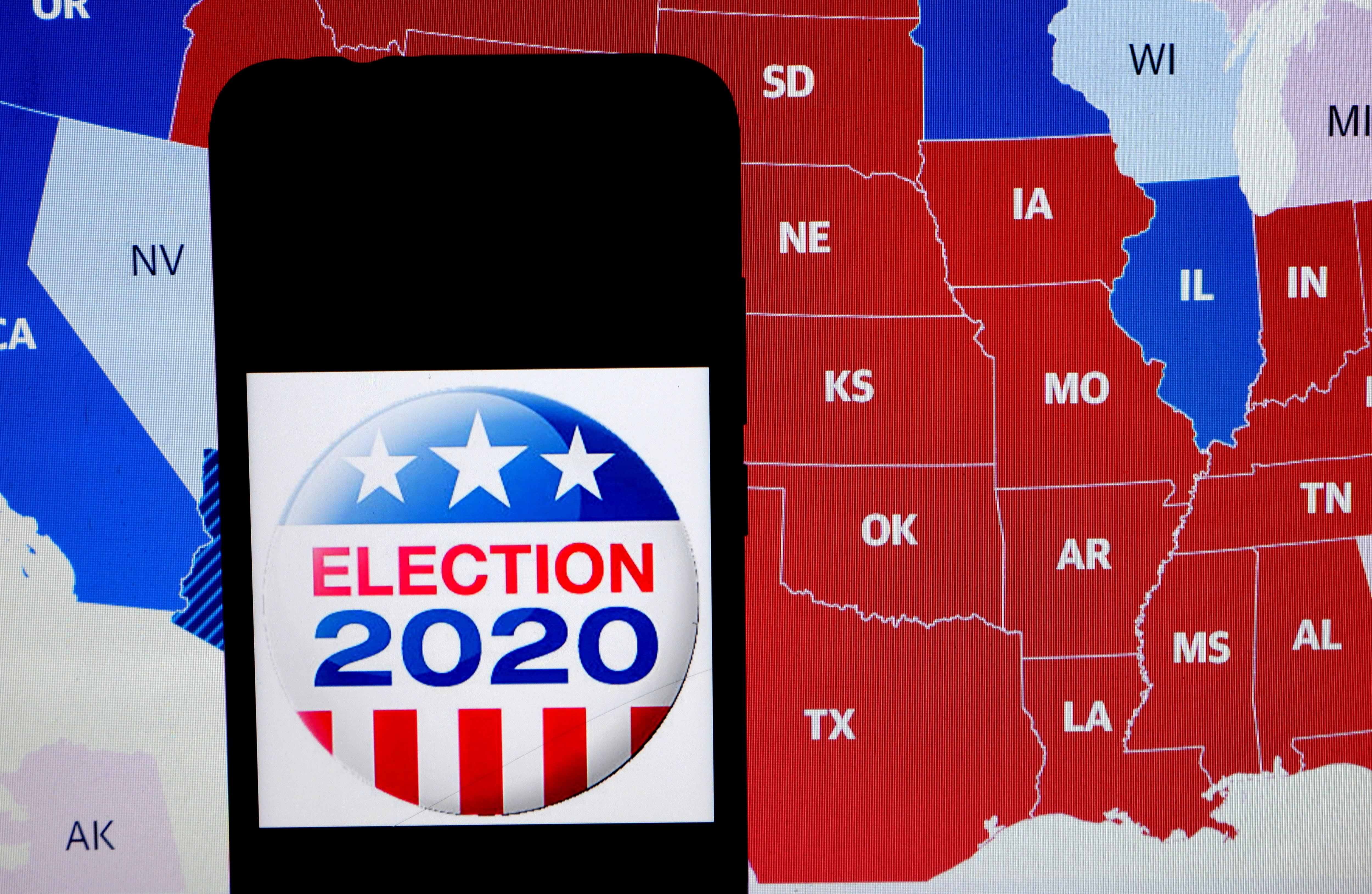 Image of: How Trump Or Biden Can Win The 2020 Election Paths To Victory