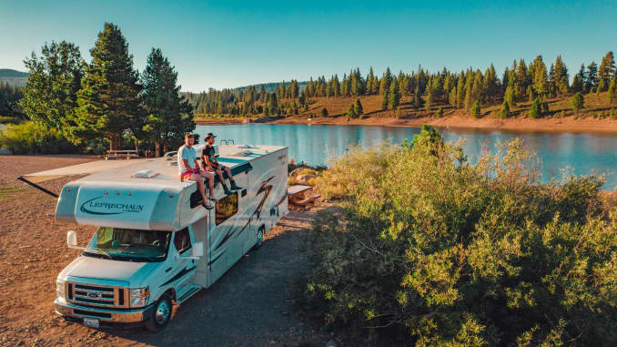 RV rentals are a great way to get away from it all on the open road.