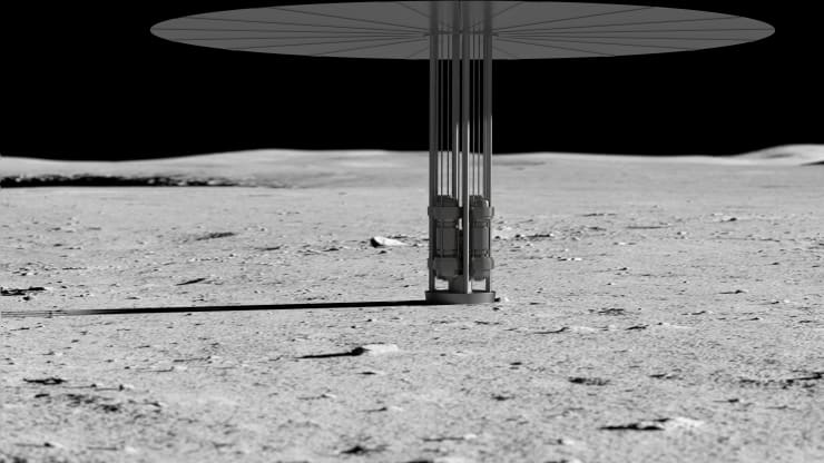 Why NASA wants to put a nuclear power plant on the moon
