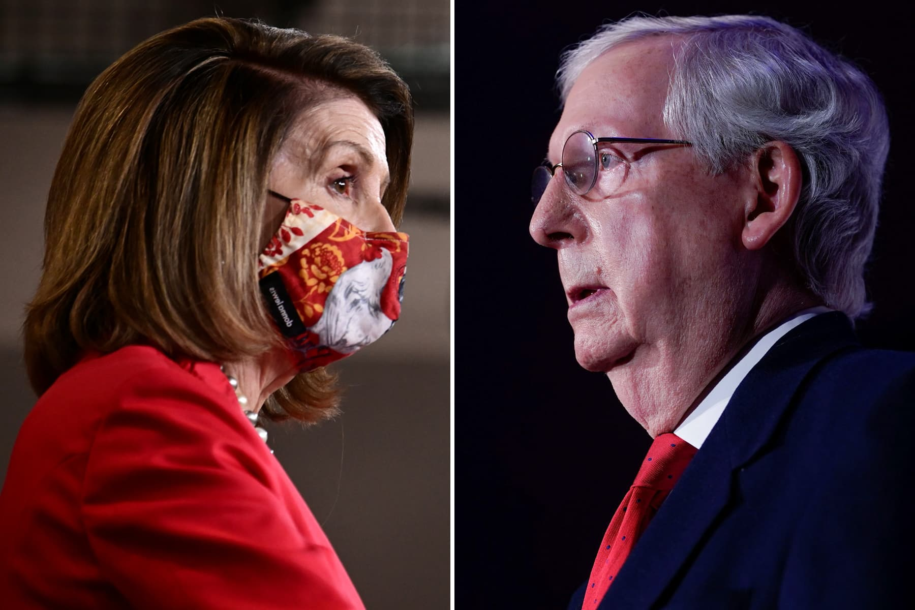 McConnell and Pelosi are as soon as again at chances over the size of a coronavirus stimulus bundle thumbnail