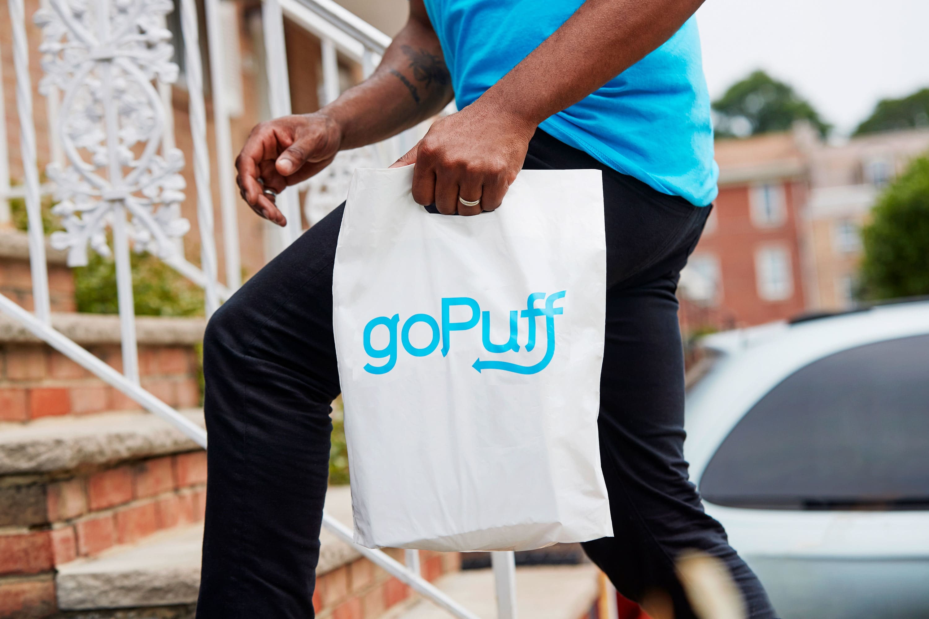 SoftBank-backed Gopuff snags another mega investment, boosting valuation to $15 billion