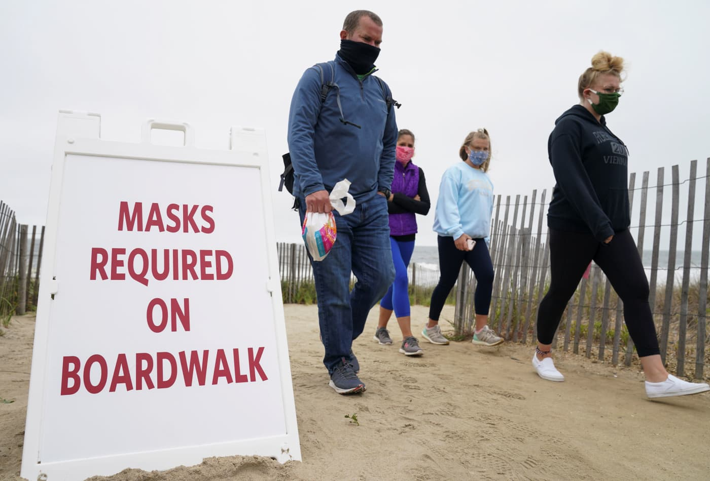 Dr. Scott Gottlieb says 'nobody is going to be wearing' Covid masks by June