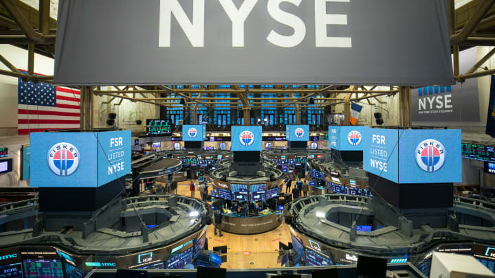 cnbc.com - Michael Wayland - Fisker shares surge on electric car deal with Apple iPhone assembler Foxconn
