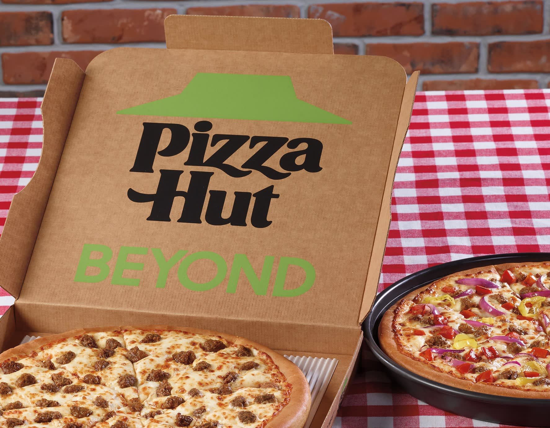 Pizza Hut to launch Beyond Meat sausage topping in the U.S. – CNBC