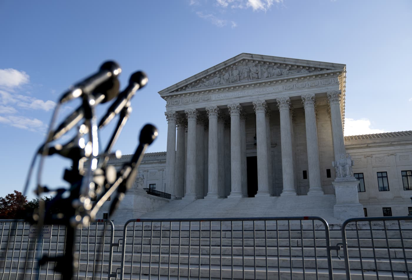 Supreme Court takes up Trump order to remove undocumented immigrants from population count
