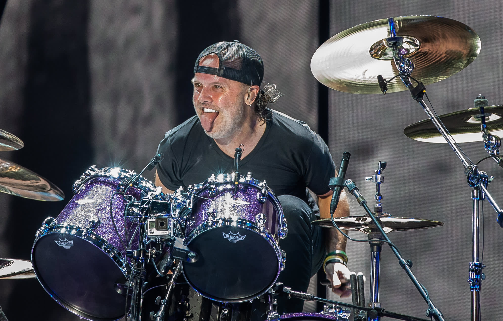 Big concerts will be 'the last thing' to return from Covid shutdowns, says Metallica's Lars Ulrich