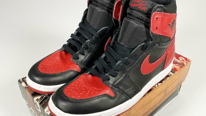 archivo talento Esperar  EBay touts sale of rare Air Jordan sneakers