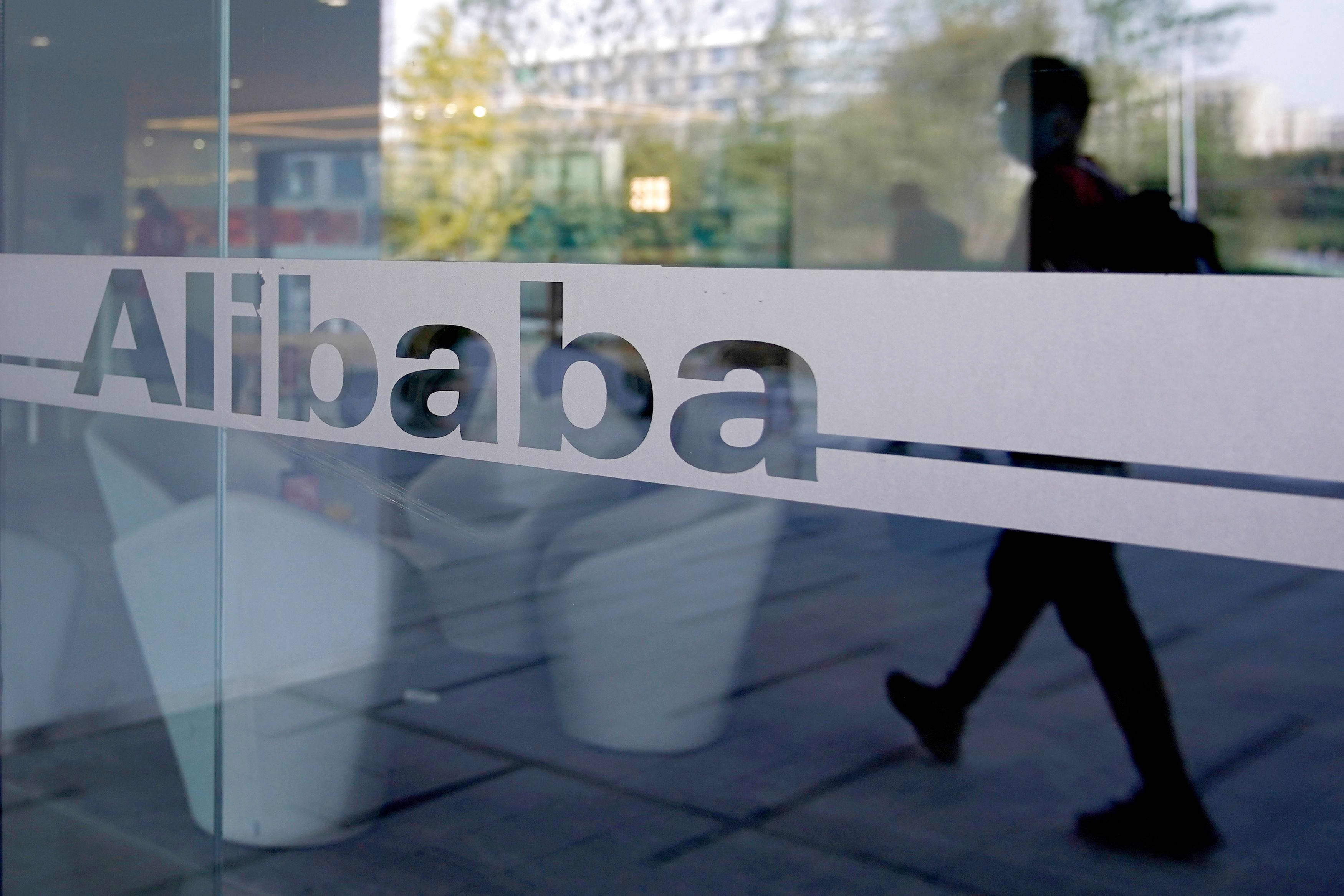 Alibaba shares jump 5% after being hit with $2.8 billion fine in anti-monopoly probe