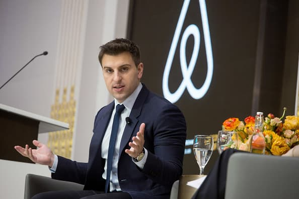 Airbnb sells shares at  in IPO, pricing above range