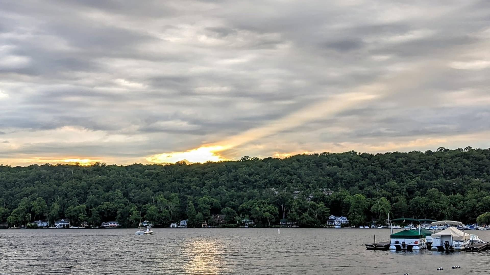 The Highlands Glacial Lakes Initiative launched a mission to remove European Water Milfoil from Green Pond Lake in New Jersey to make it safe for native species – and recreation.