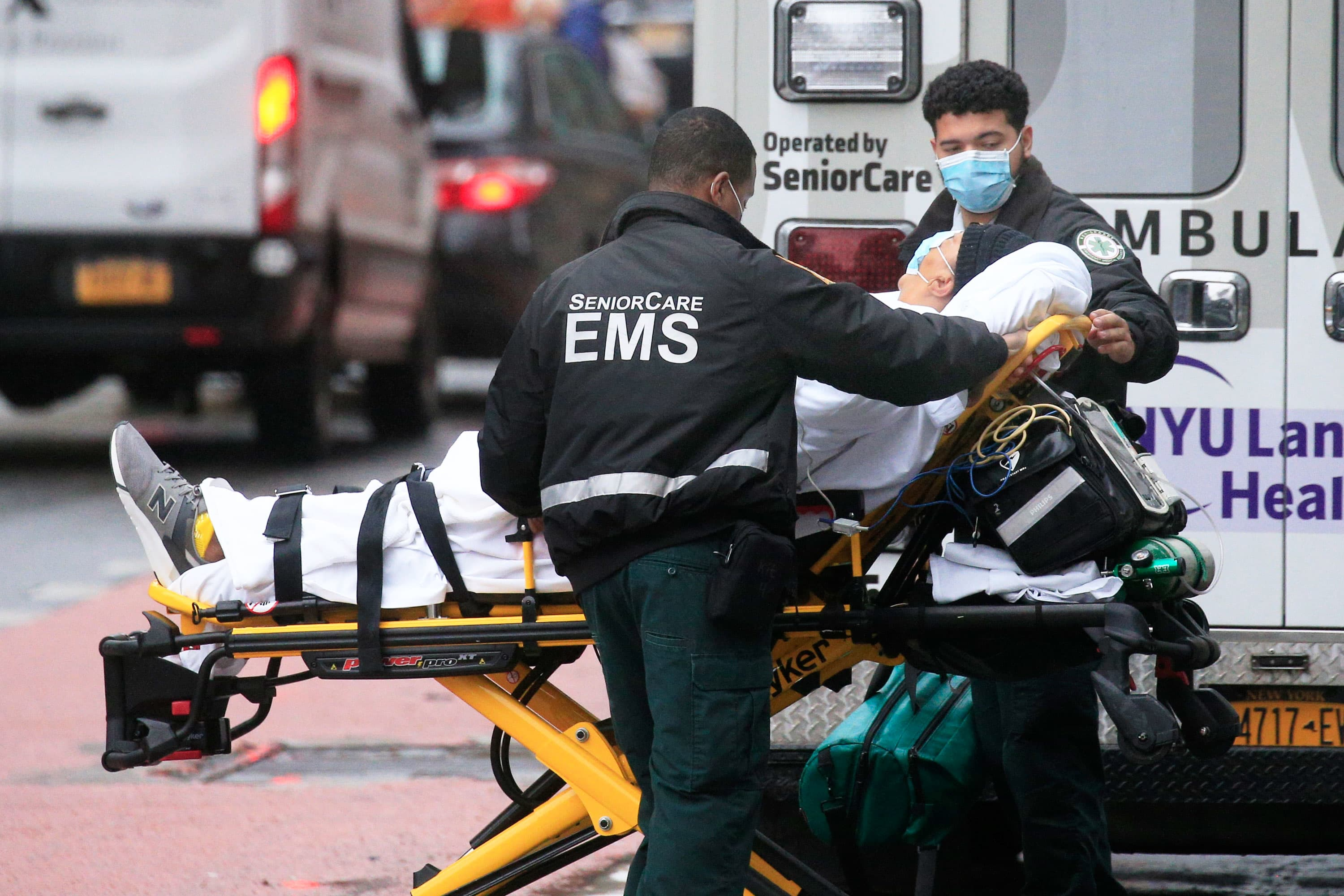 New York implements emergency hospital measures as Covid cases surge, Gov. Cuomo says