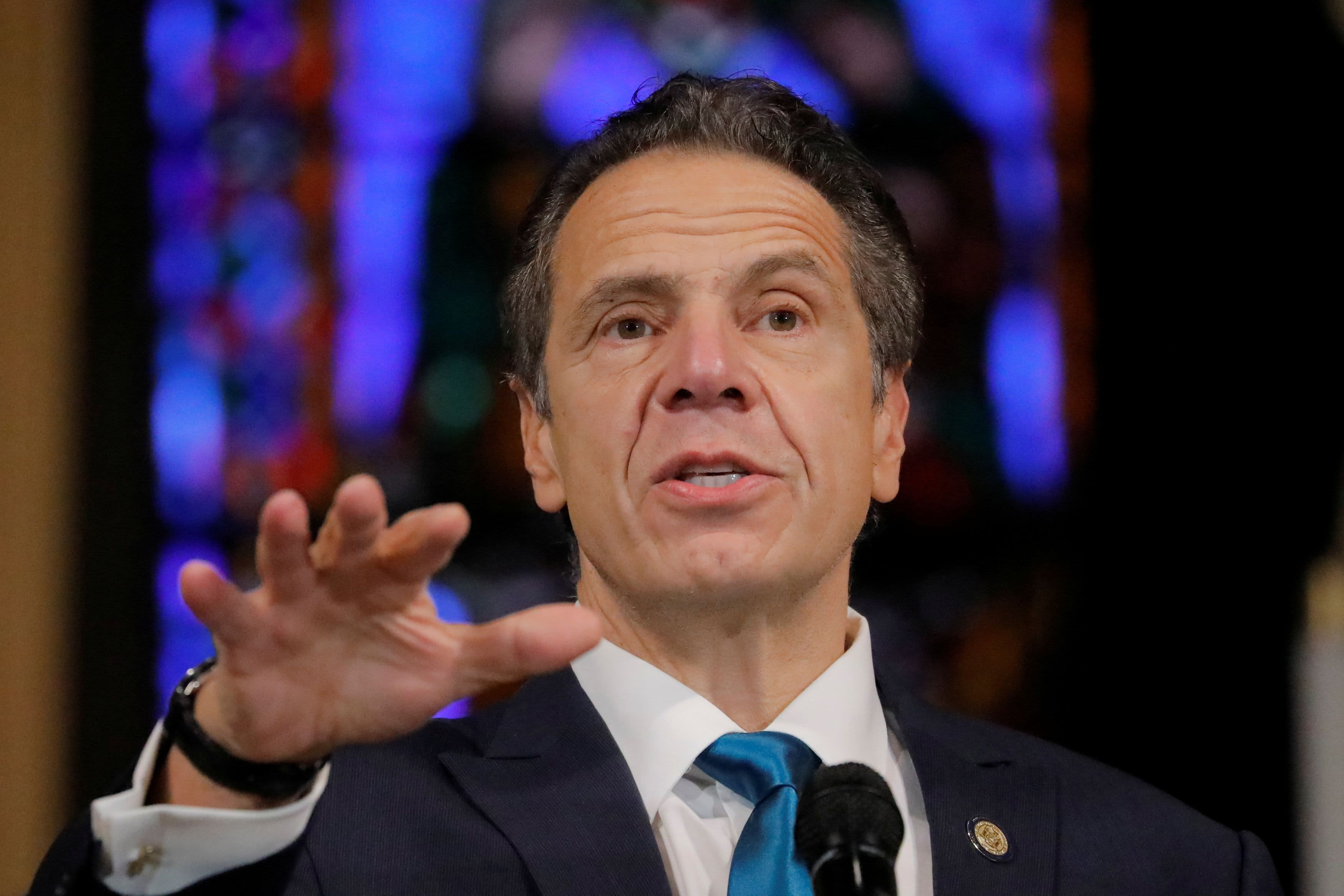 South Africa Covid variant detected in New York resident for the first time, Cuomo says