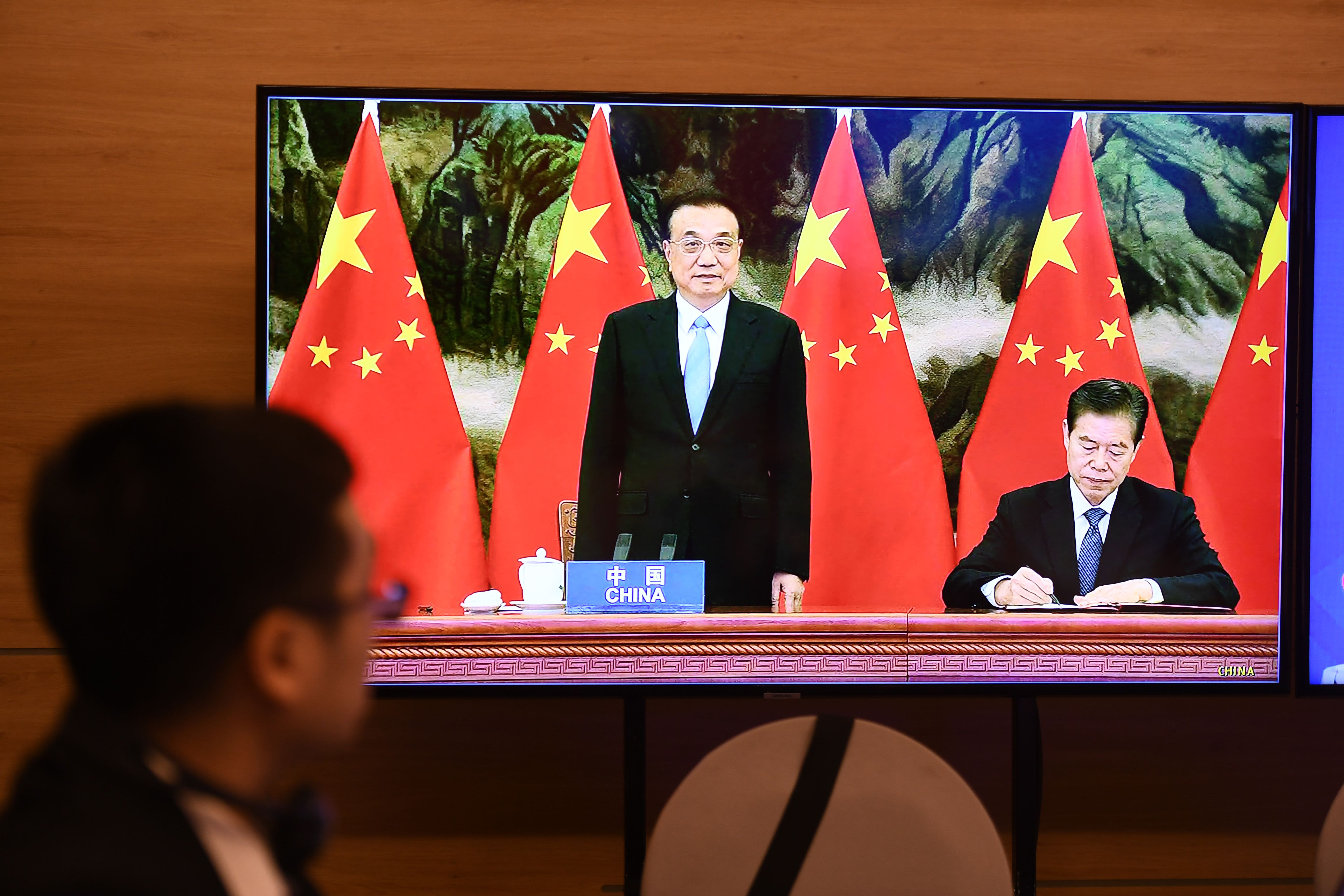 China is not an 'expansionist empire' state media says after signing of mega trade deal – CNBC