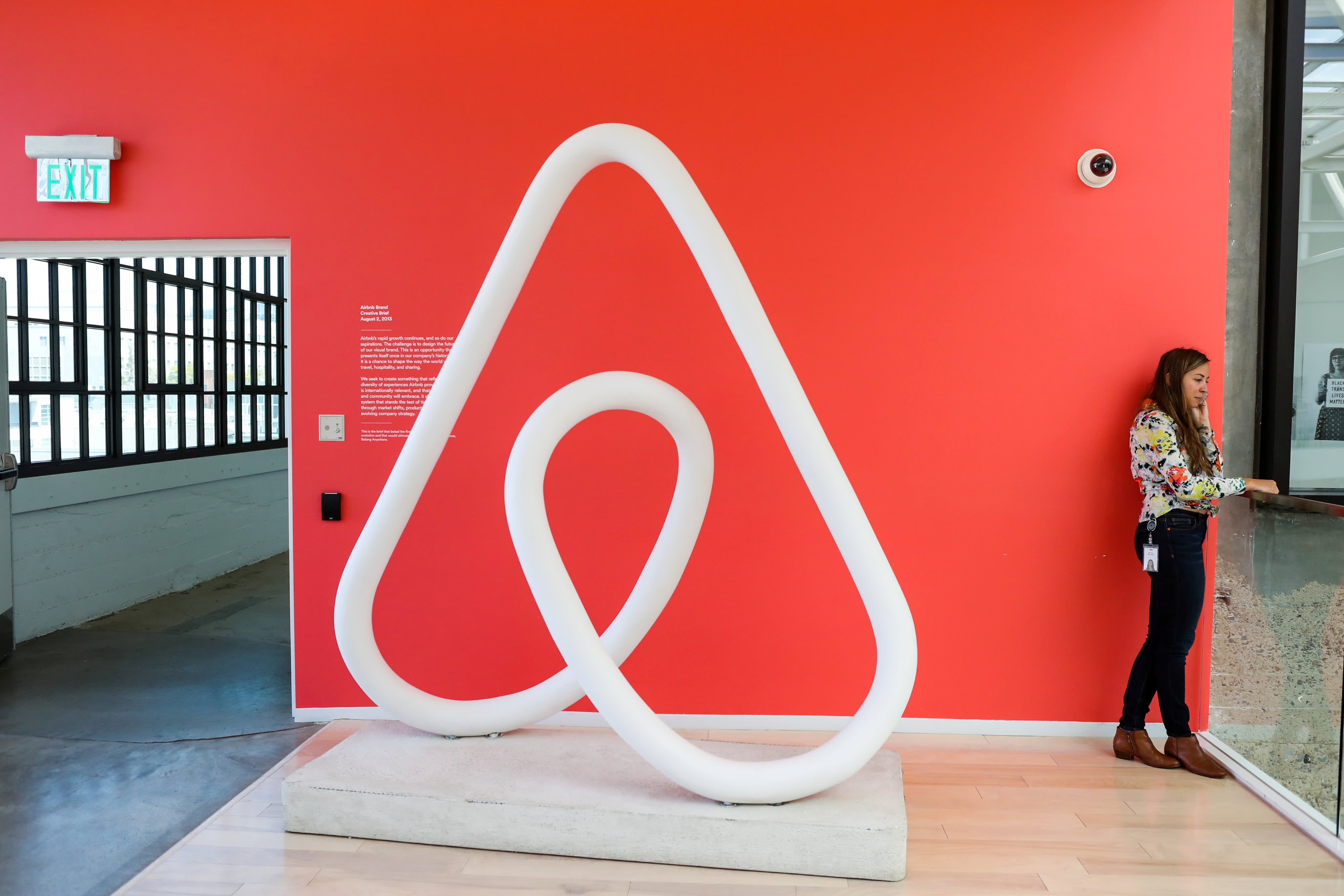 Airbnb canceling and blocking D.C. reservations during inauguration week – CNBC