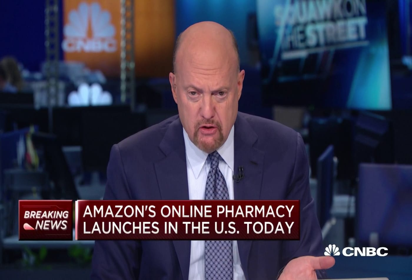 Jim Cramer on how Amazon Pharmacy will shake up the industry