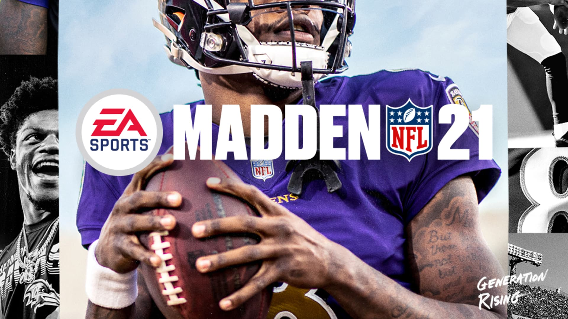 EA Sports M21 Madden 21 video game