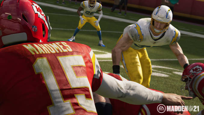 Nfl Pro Bowl 2021 Will Be Virtual Players To Compete In Madden