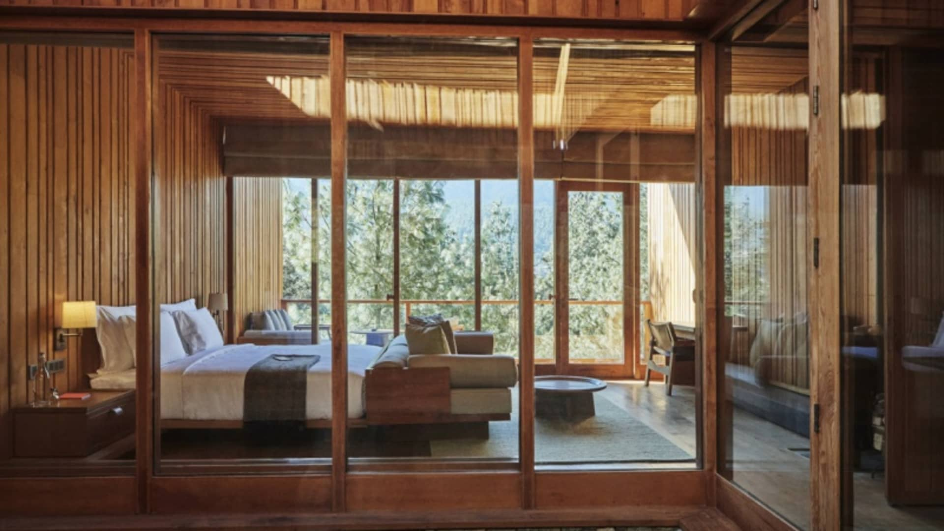 Six Senses Bumthang, the company's fifth and final lodge in Bhutan.