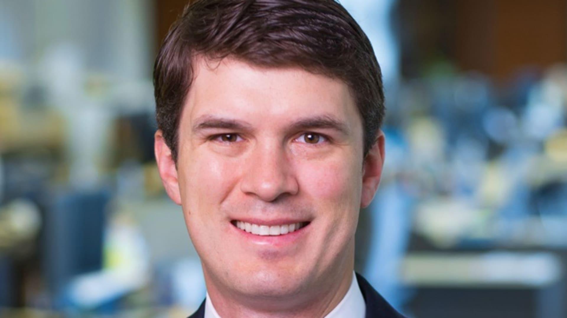 Wes Slagle, Mid-Atlantic Region Head at Goldman Sachs