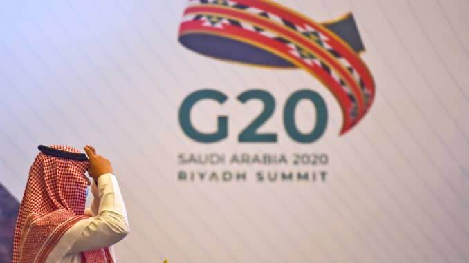 Ả-rập Xê-út tổ chức hội nghị thượng đỉnh G-20 lần đầu tiên cho một quốc gia Ả Rập