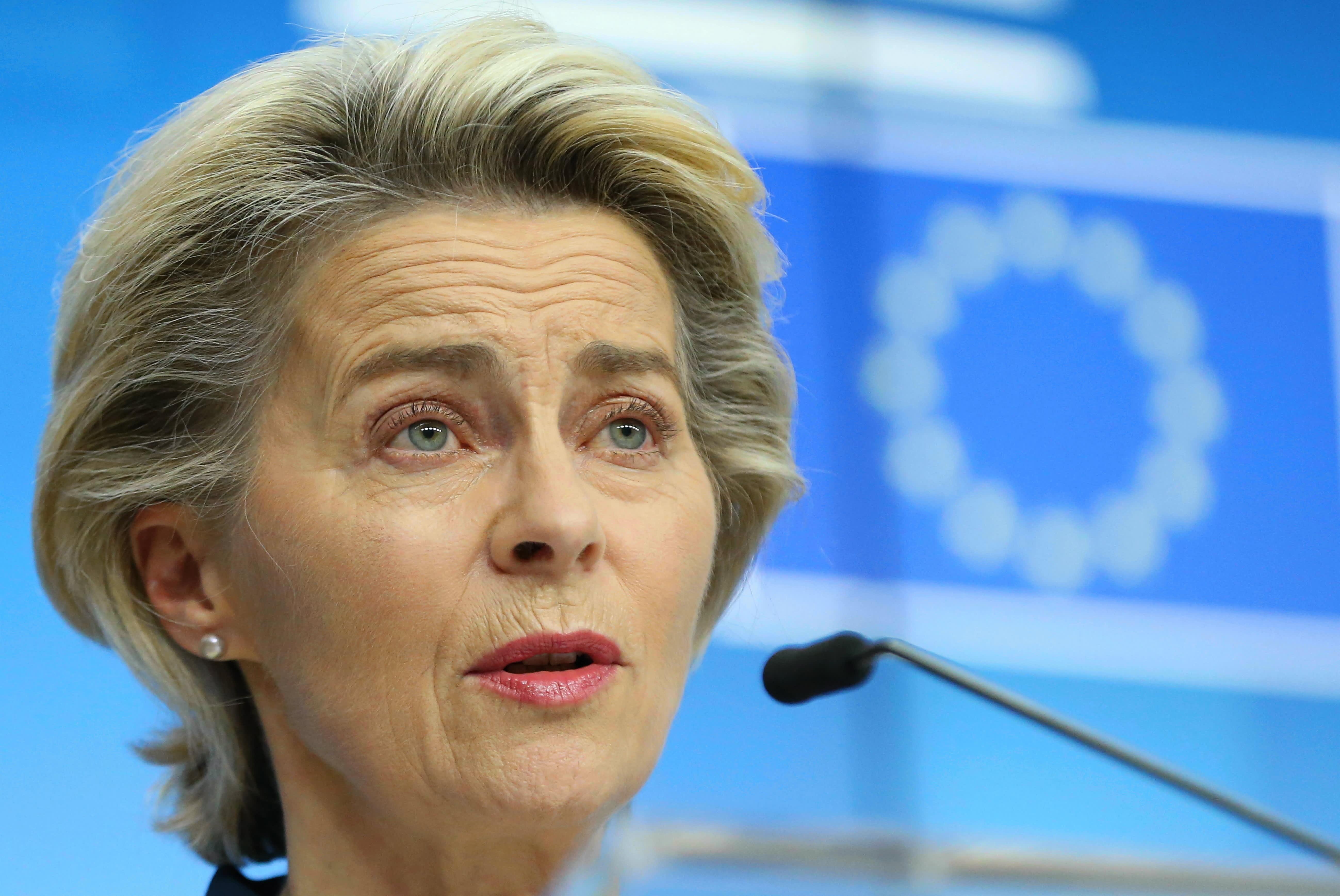 EU chief urges gradual lifting of coronavirus lockdowns warns of a third wave – CNBC