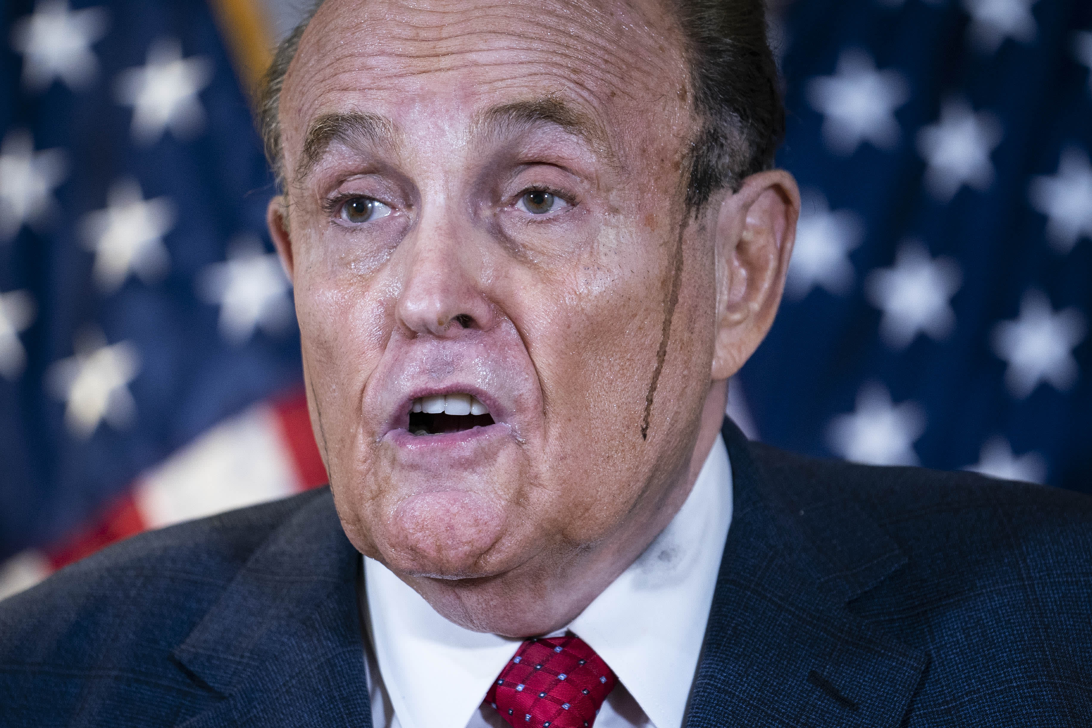 Trump legal representative Rudy Giuliani's boy Andrew tests positive for Covid after going to interview thumbnail