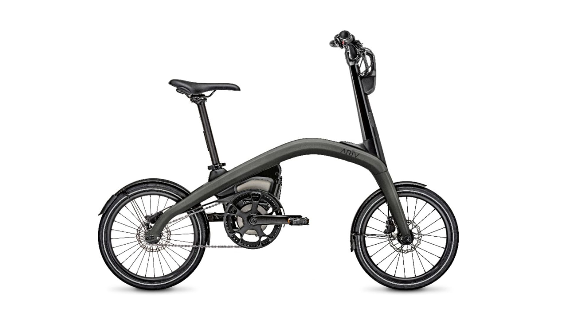 The ARĪV Meld compact eBike from General Motors