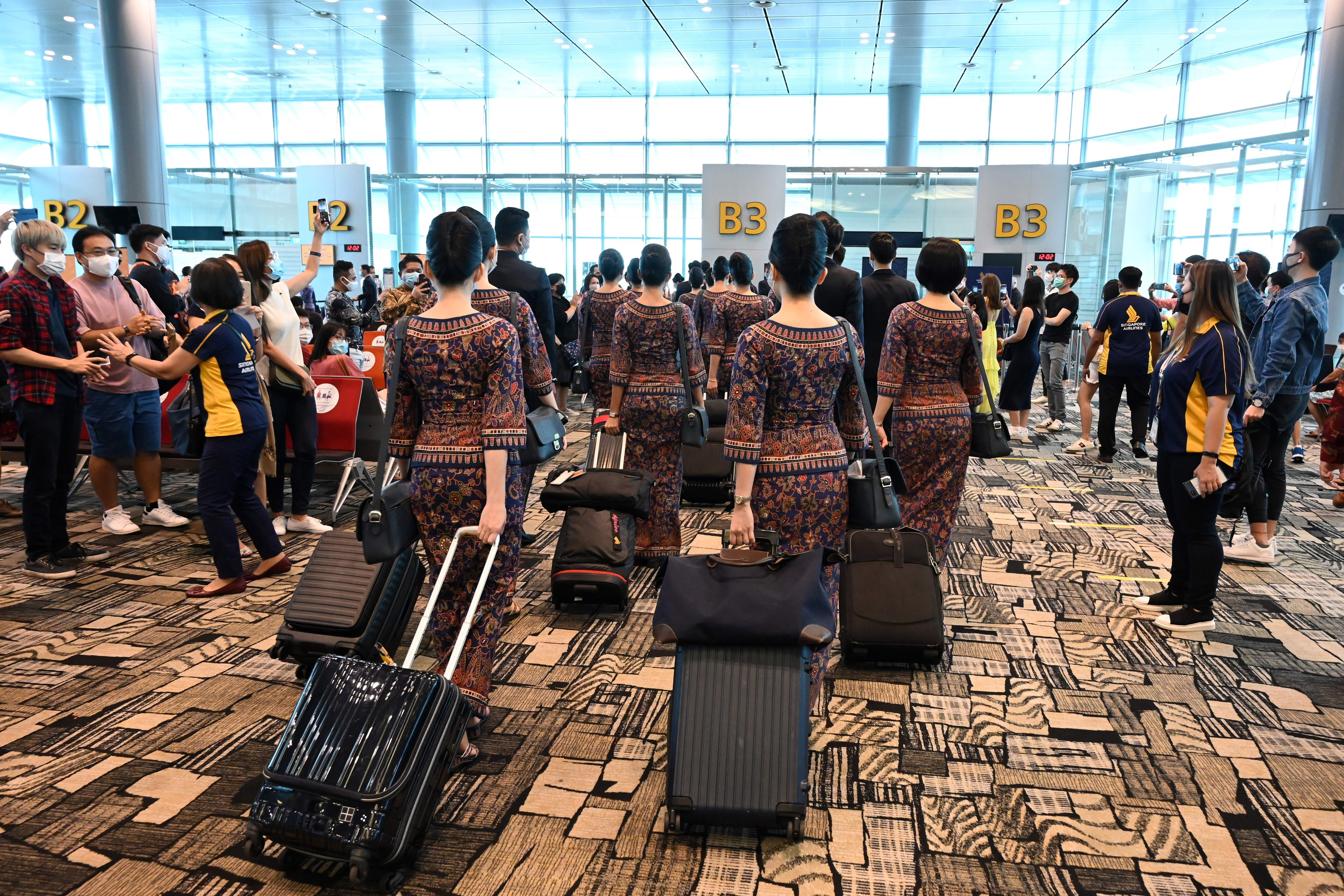 Singapore-Hong Kong travel bubble delayed amid rise in Hong Kong's coronavirus cases – CNBC