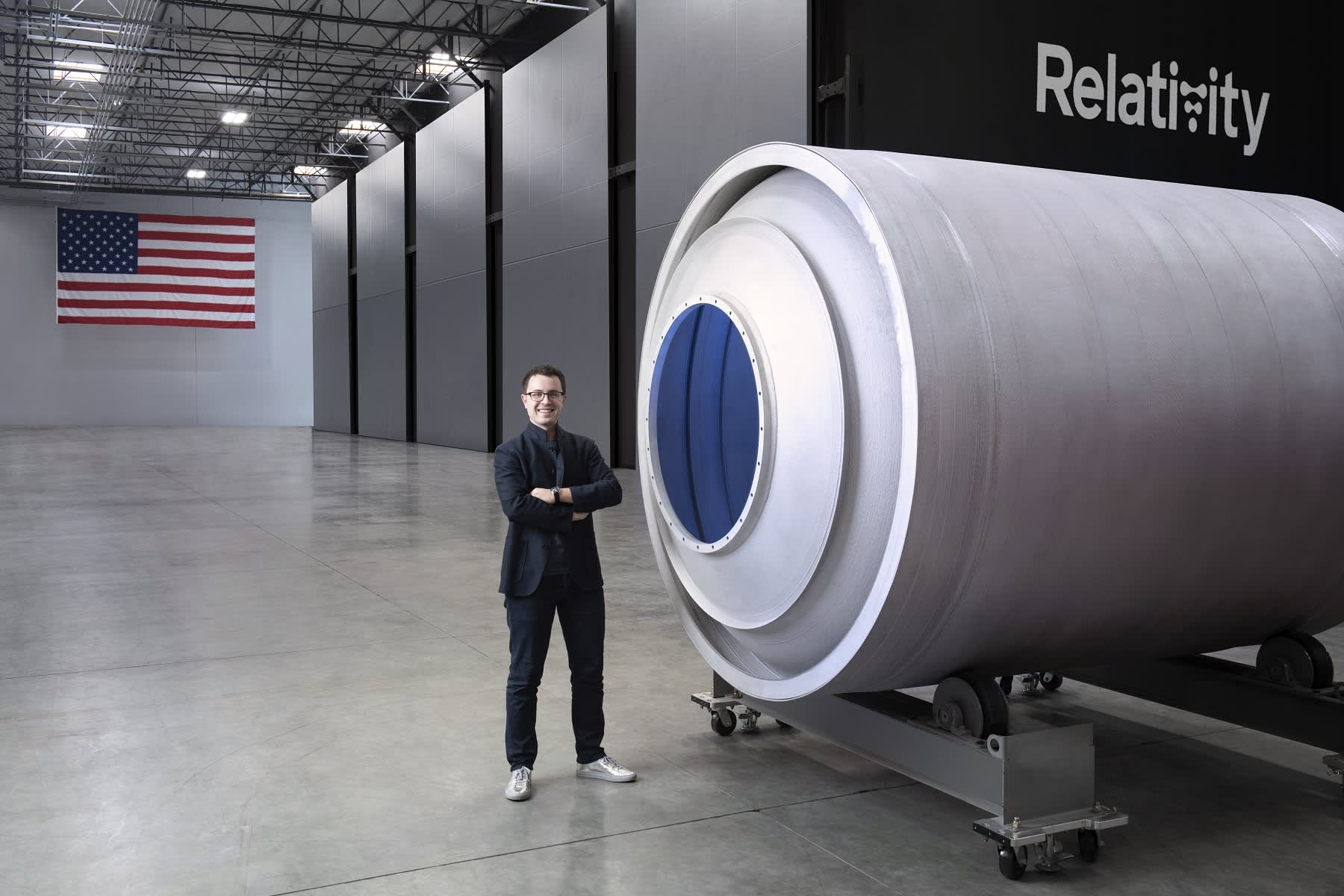 Relativity adds to 'war chest' for scaling production of 3D-printed rockets
