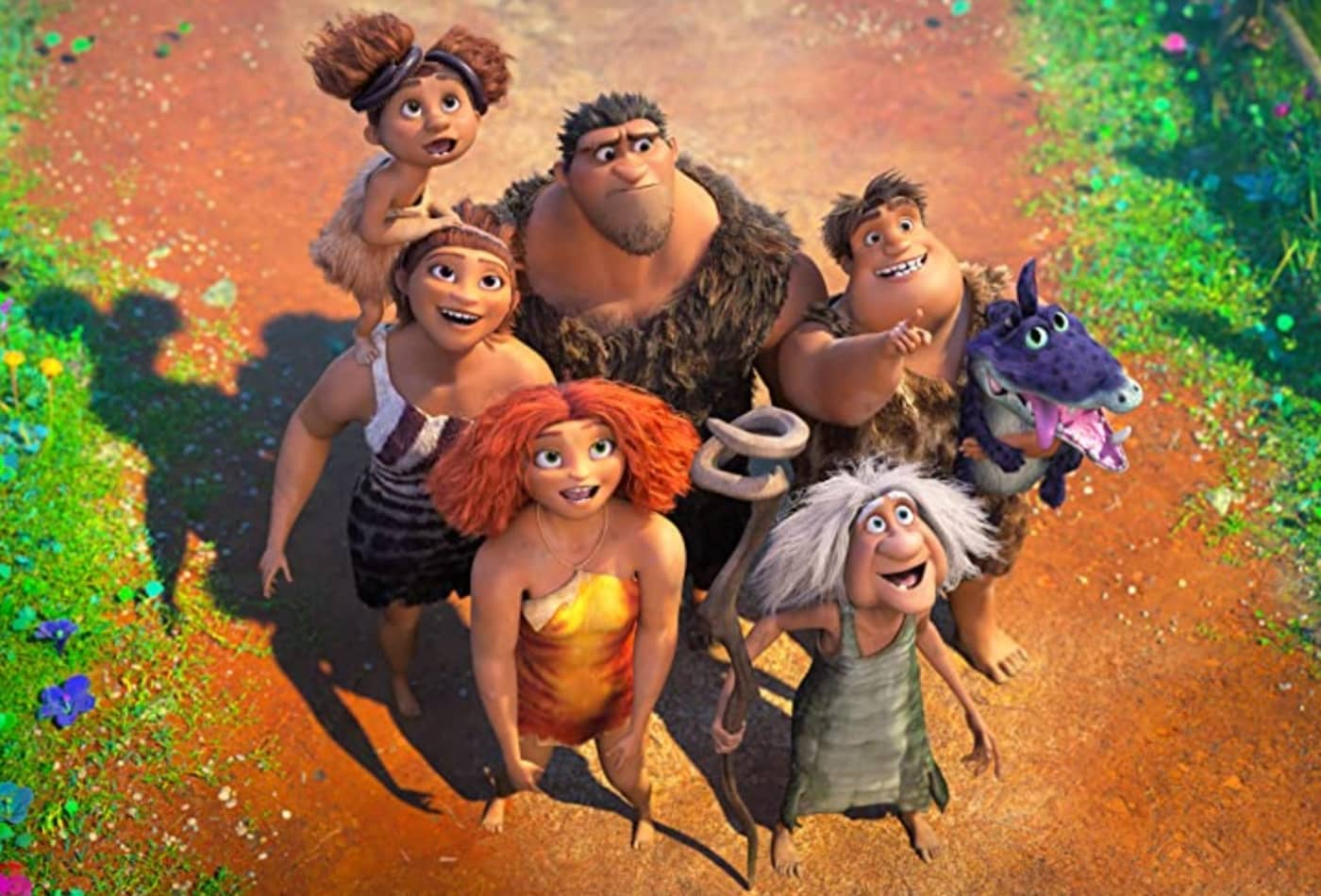 'The Croods: A New Age' will be a 'non-event' at the Thanksgiving box office, analysts say