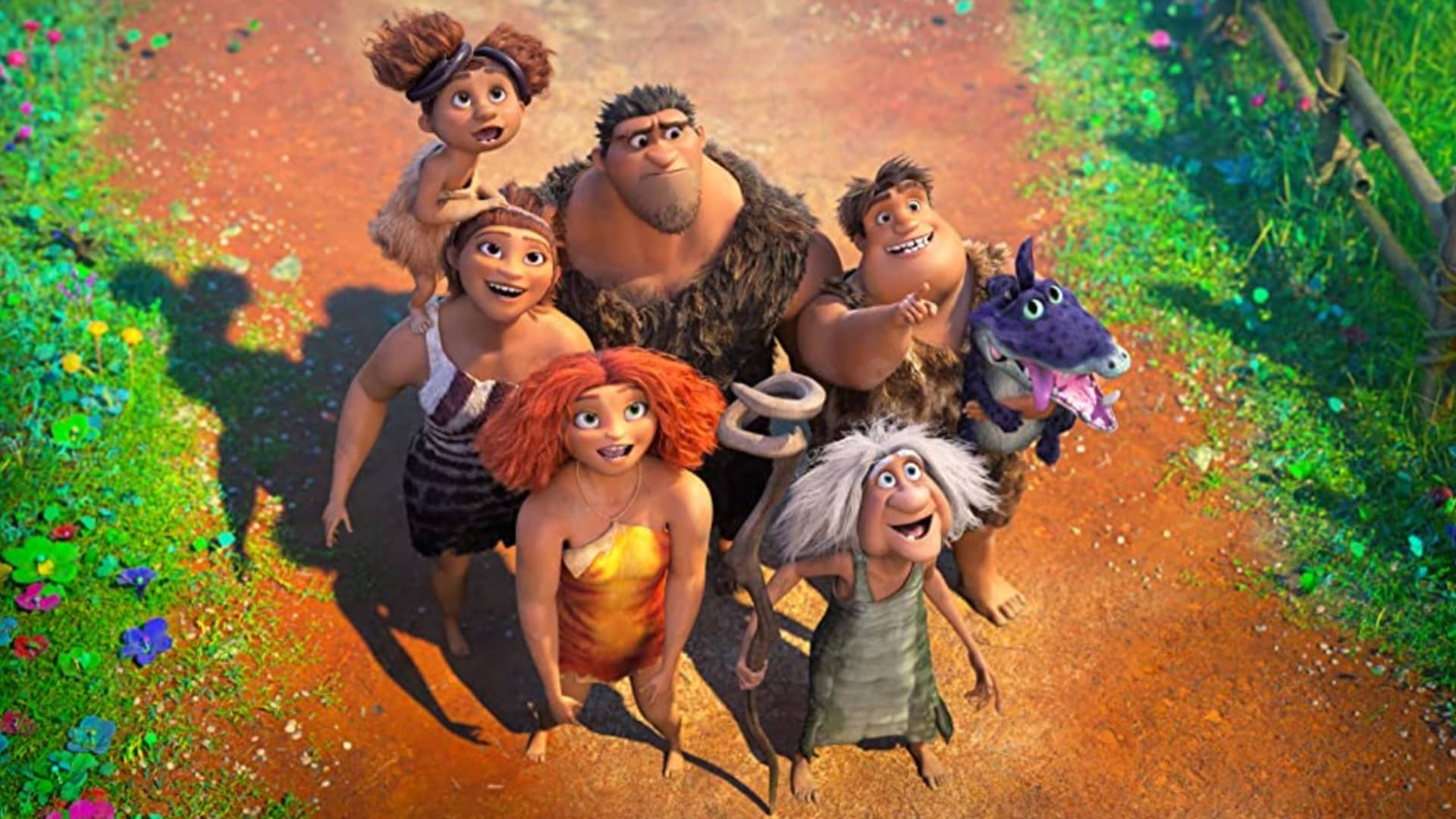The prehistoric family the Croods are challenged by a rival family the Bettermans, who claim to be better and more evolved.