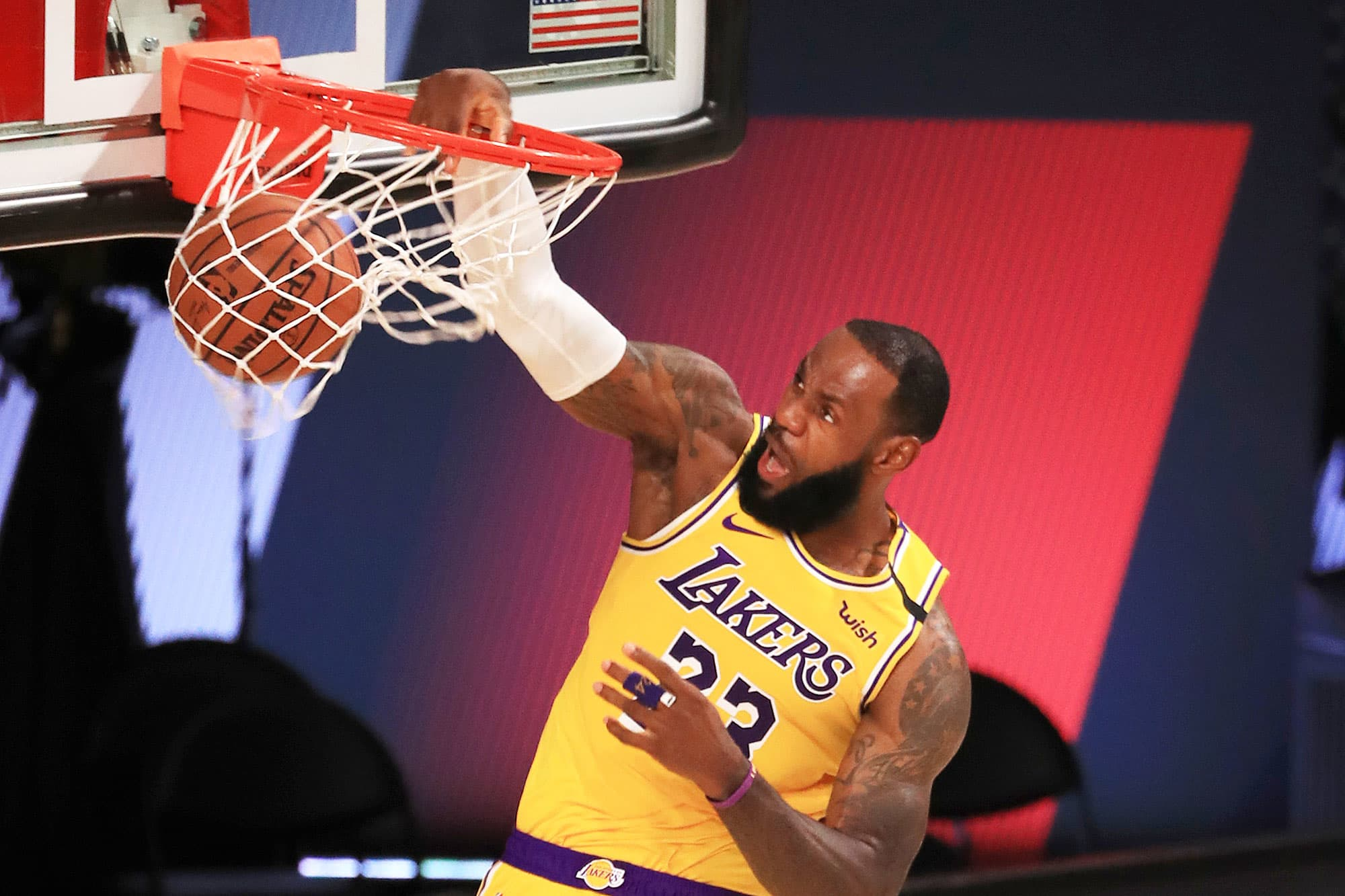 LeBron James is upset about the way the NBA treated players during the pandemic — but the money matters too much