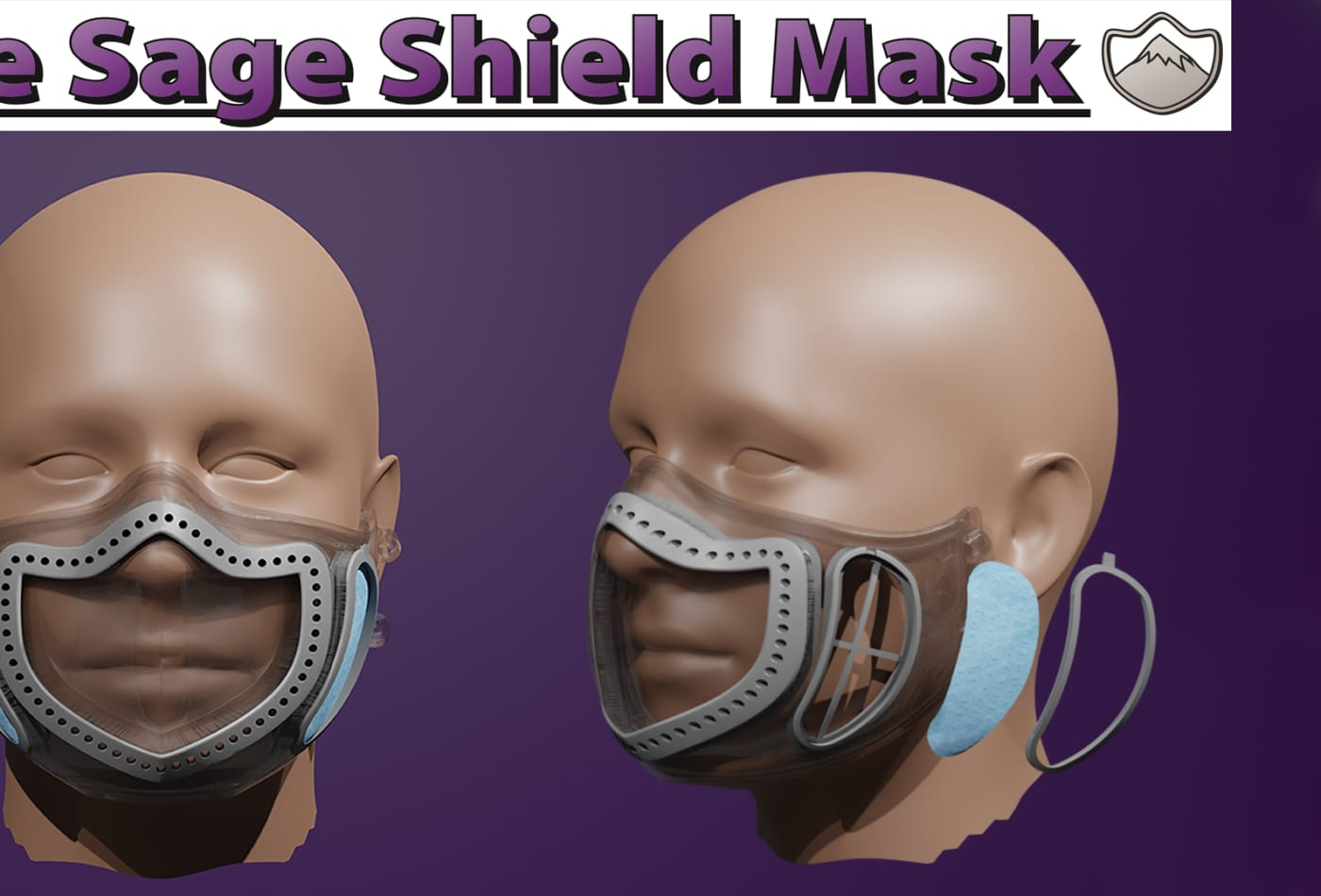10 innovative face masks designed by young people competing for $1 million XPRIZE—take a look