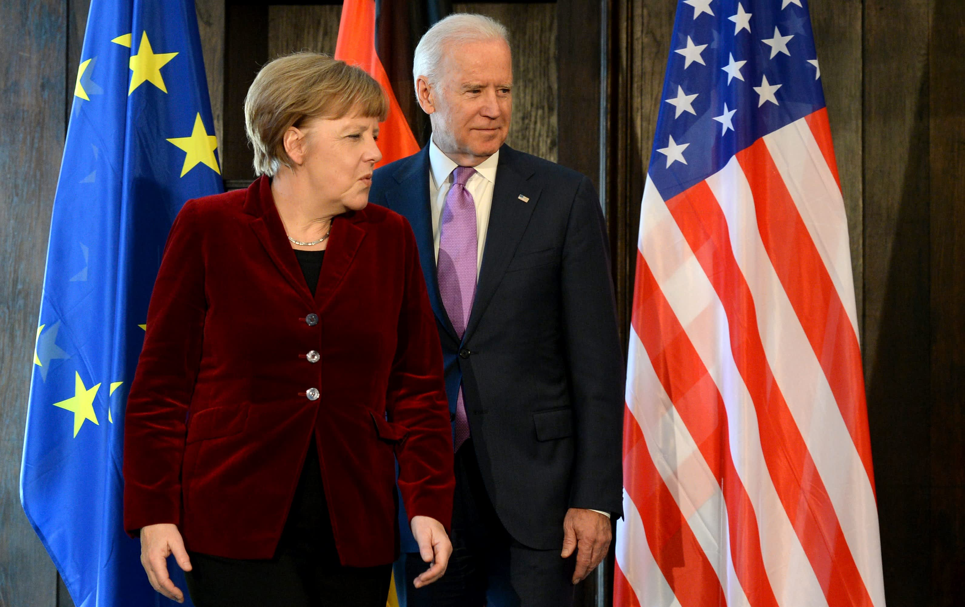 Why Biden is good news for Germany