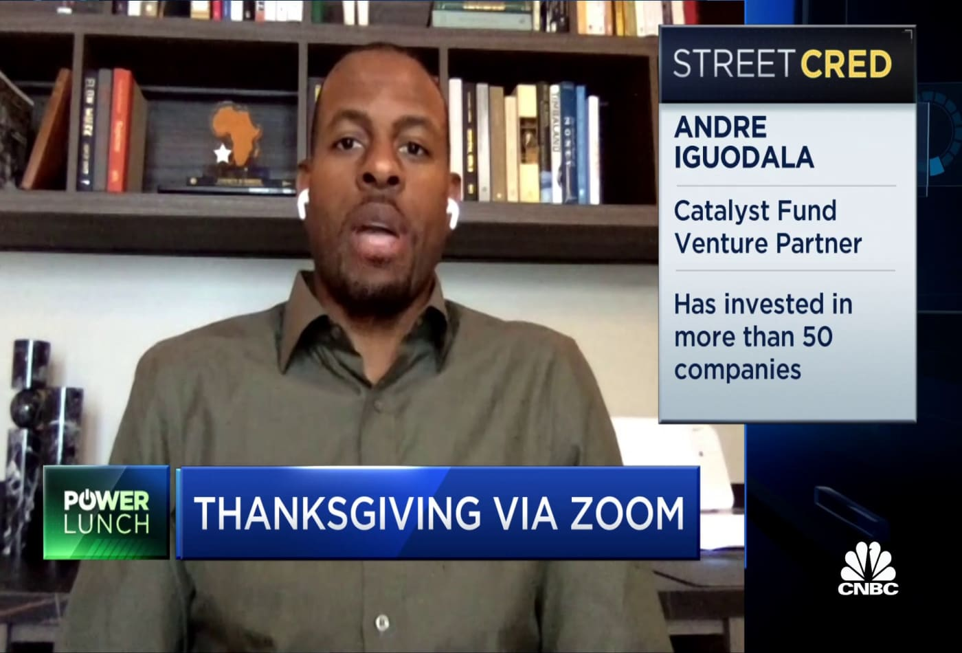 NBA star and tech investor explains why he exited Zoom position