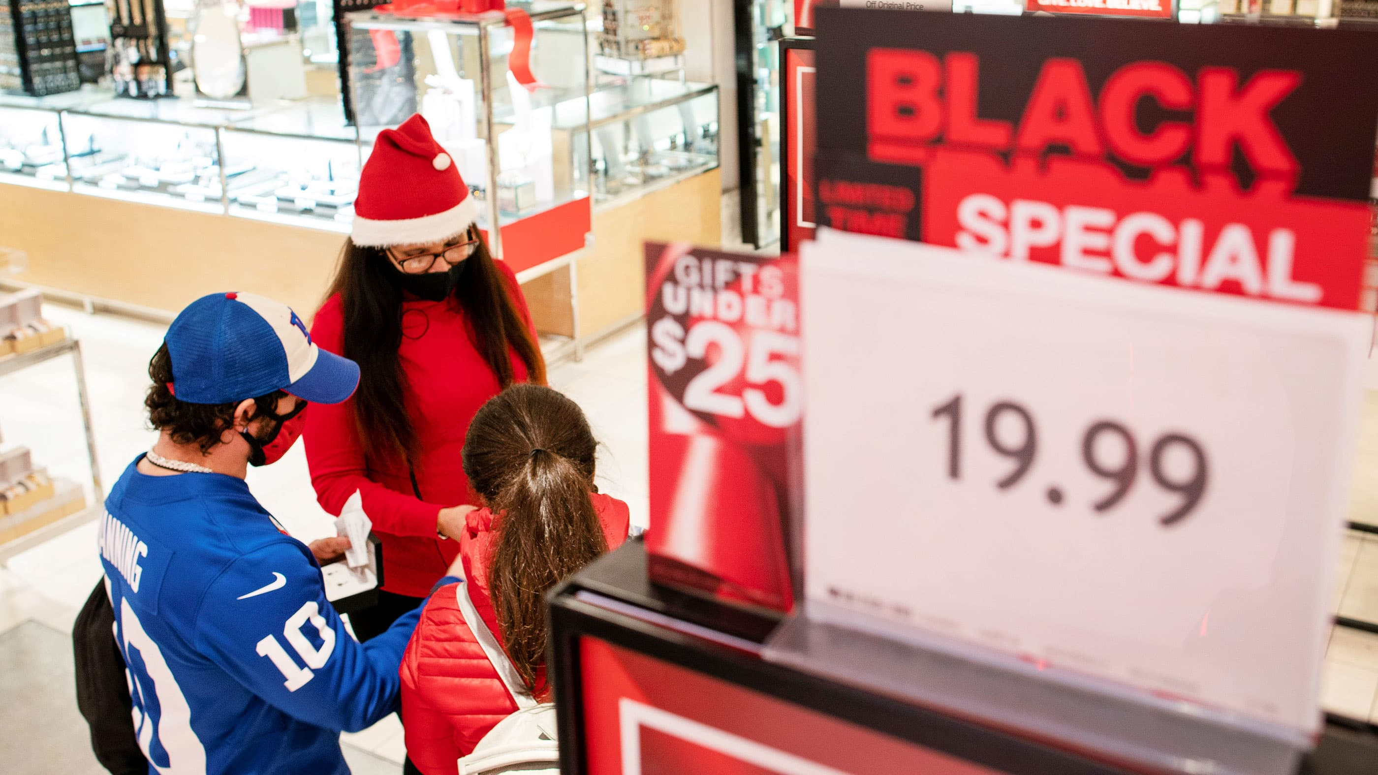 Black Friday online shopping on track to hit record as holiday shoppers skip stores, Adobe says
