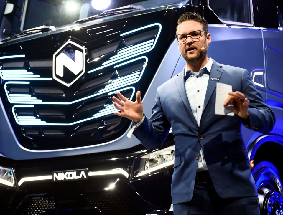 Grand jury indicts Trevor Milton, founder of EV start-up Nikola, on three counts of fraud