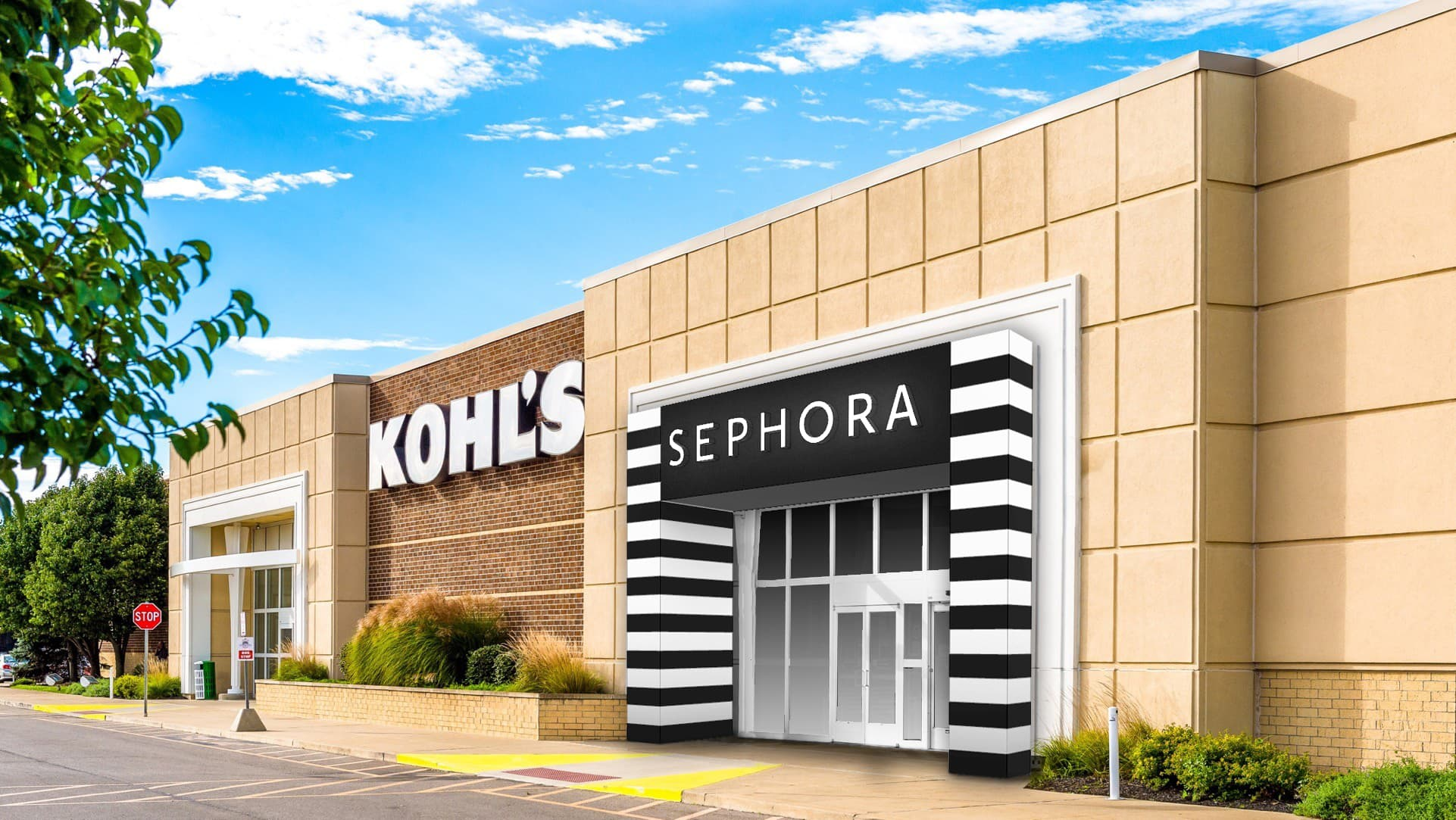 Sephora will open mini shops inside 850 Kohl's stores by 2023, as retailer bets big on beauty - CNBC