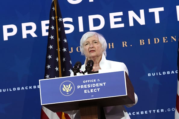 Watch Janet Yellen speak live during her confirmation hearing as Treasury Secretary – CNBC