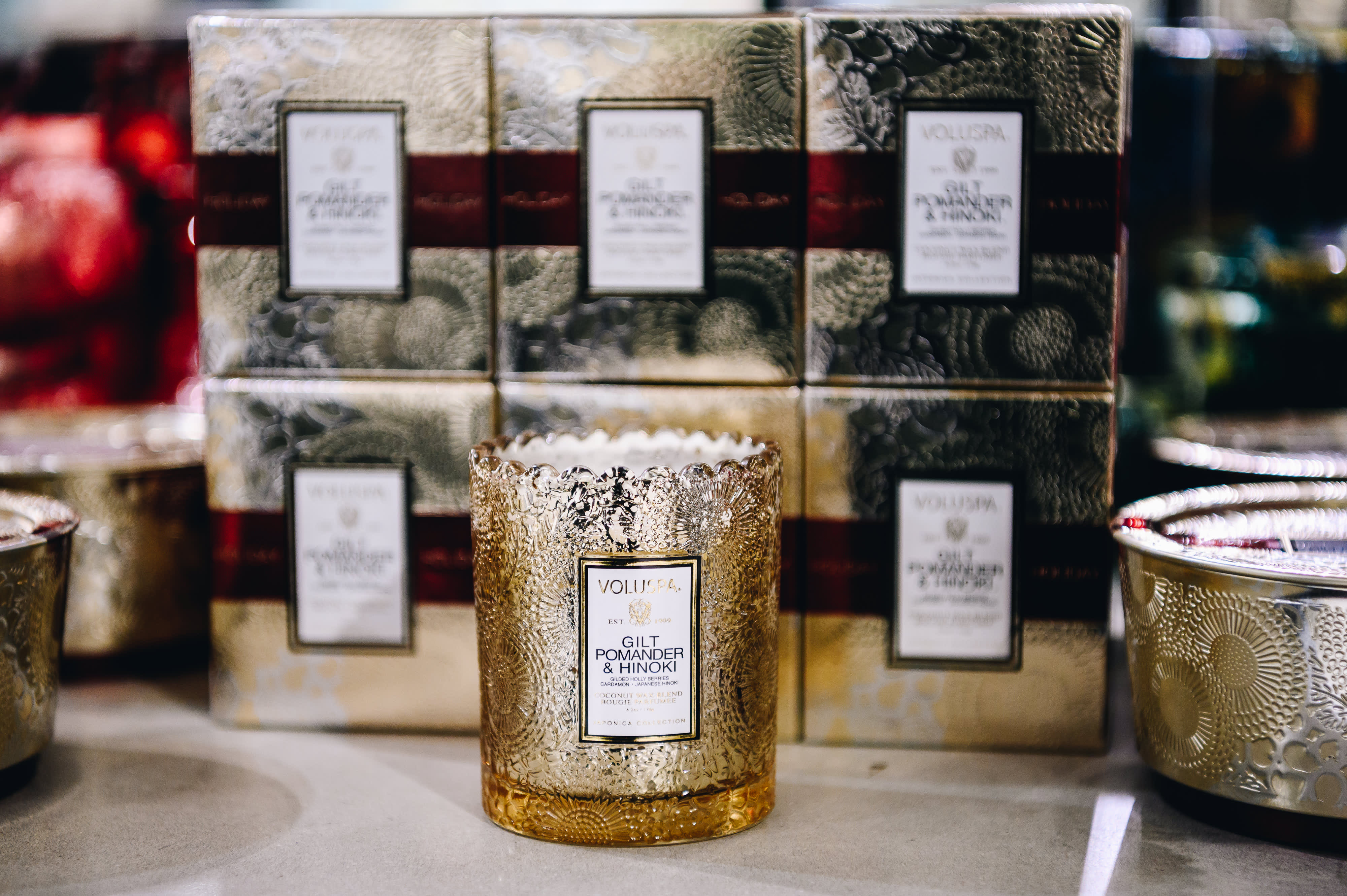 Homebound shoppers are finding comfort in scented candles, home fragrances this holiday season