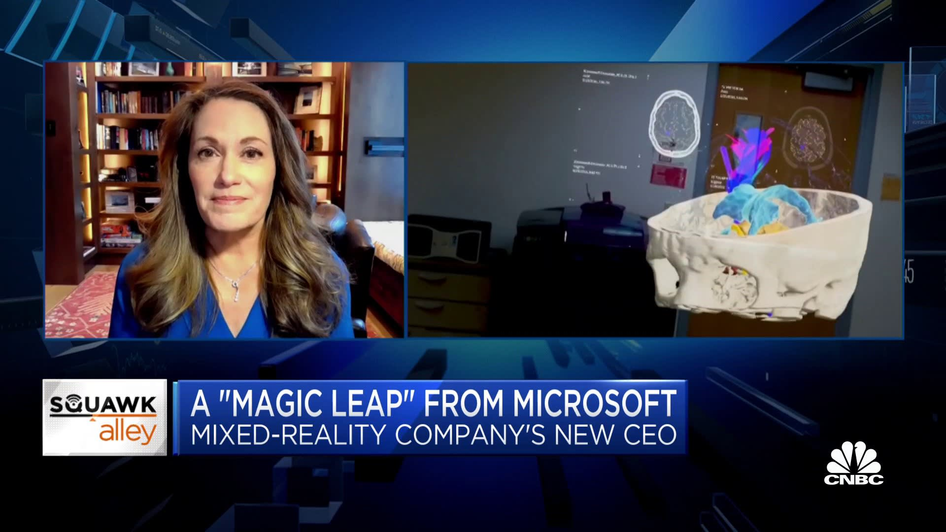 Magic Leap CEO on the Future of Enterprise Augmented Reality