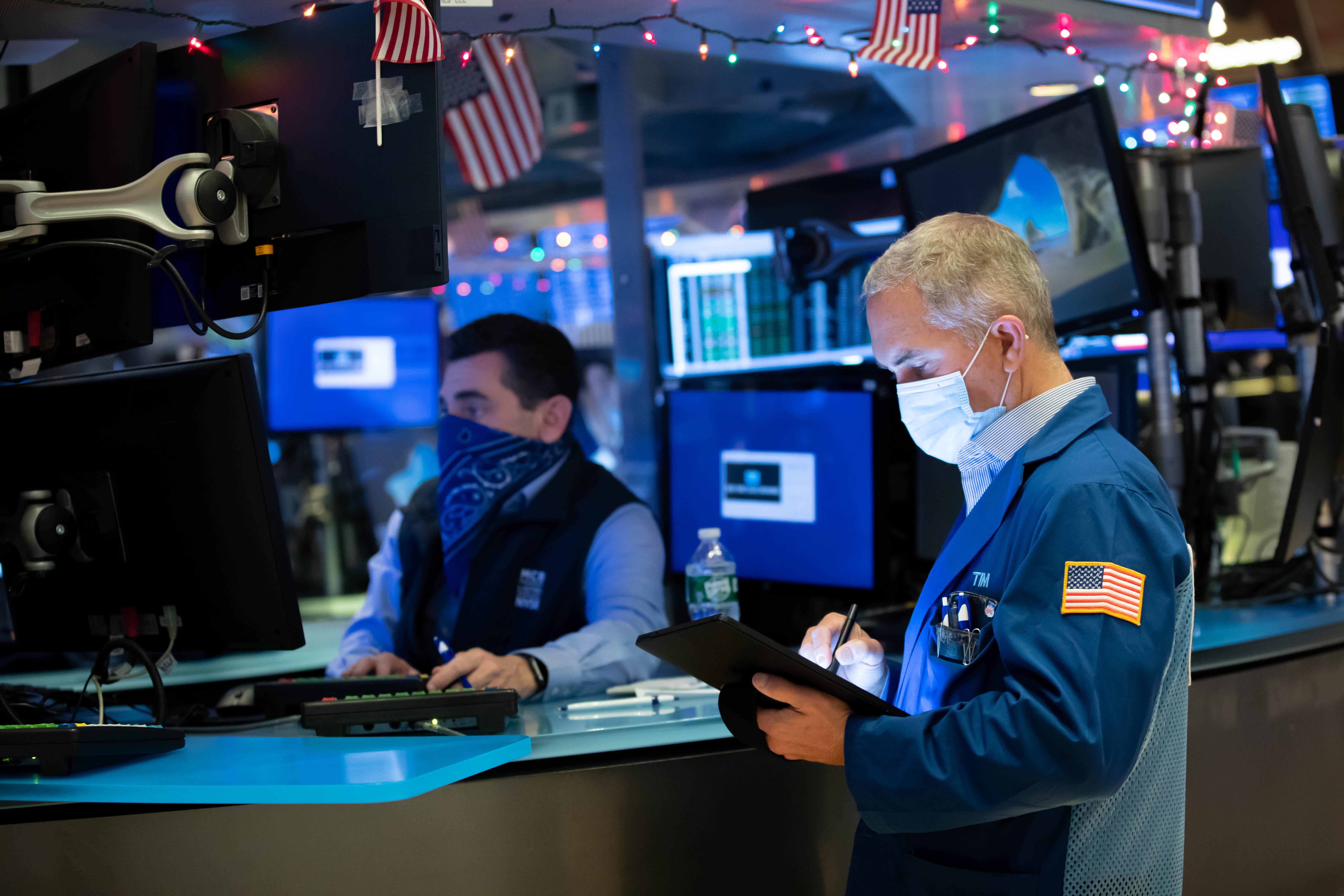 Stock futures like Wall Street would start last week of 2020
