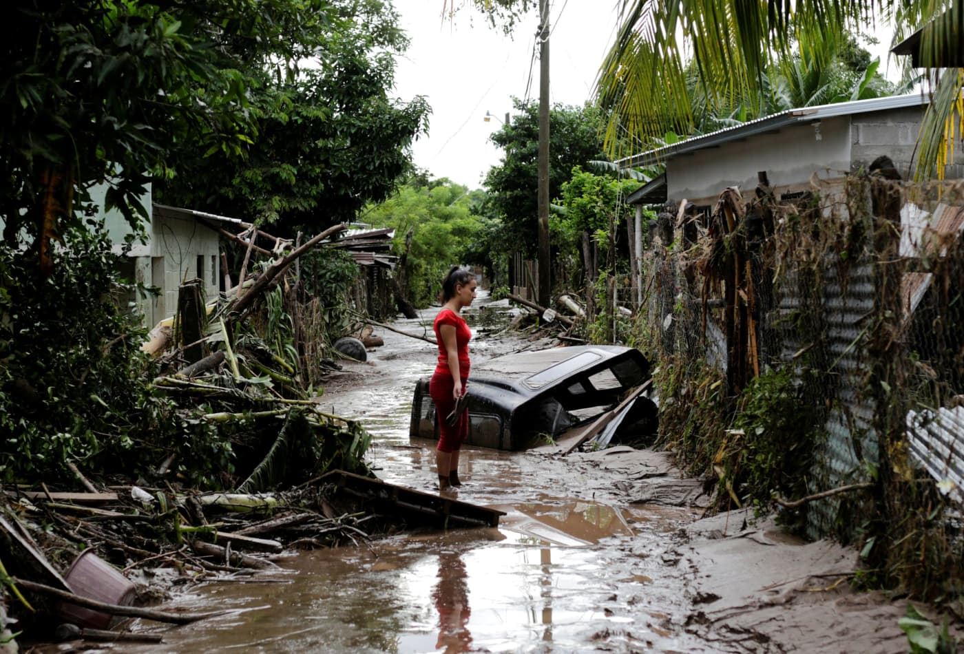 Disasters caused $210 billion in damage in 2020, showing growing cost of climate change