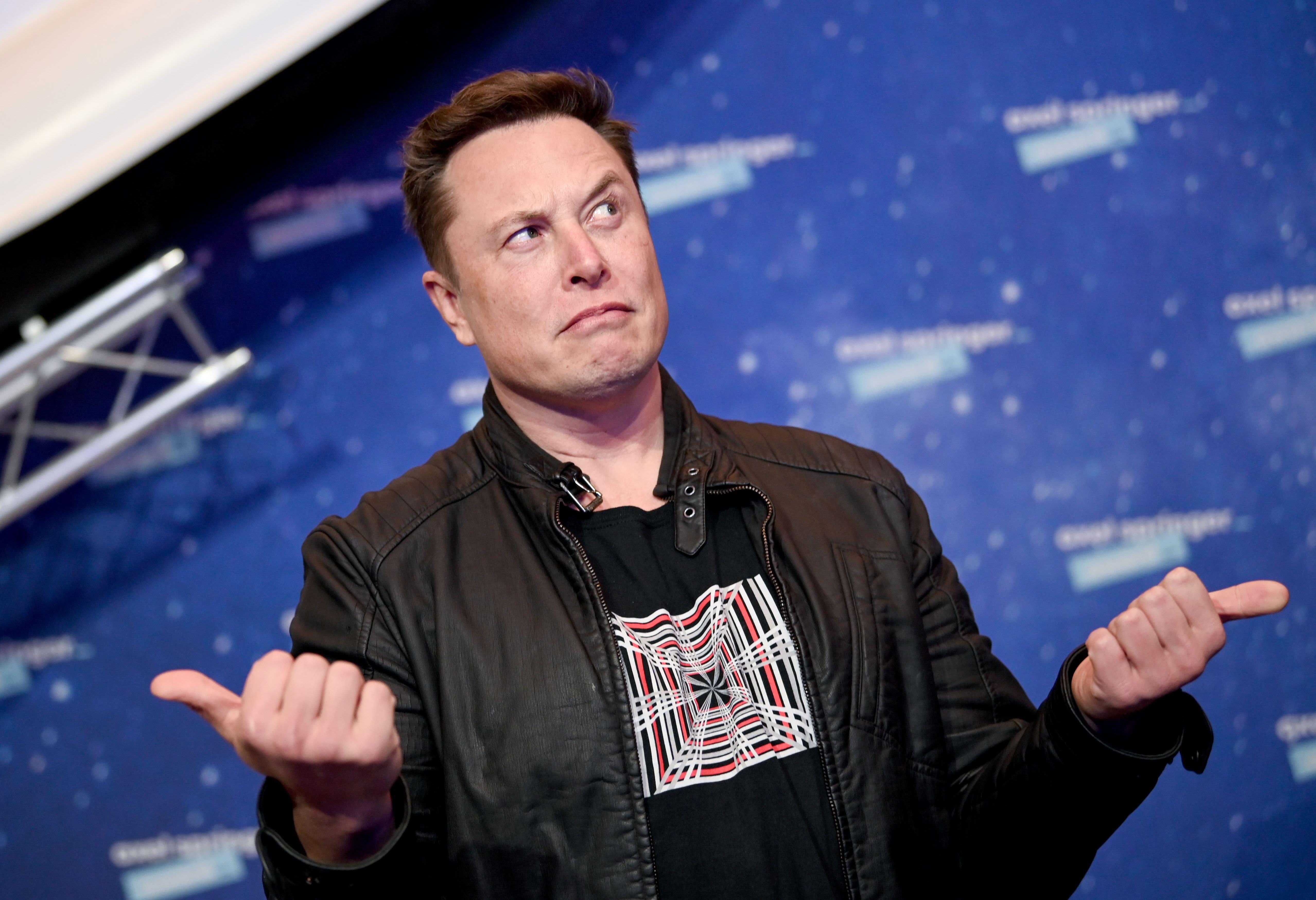 Ist Elon Musk in Bitcoin investieren?