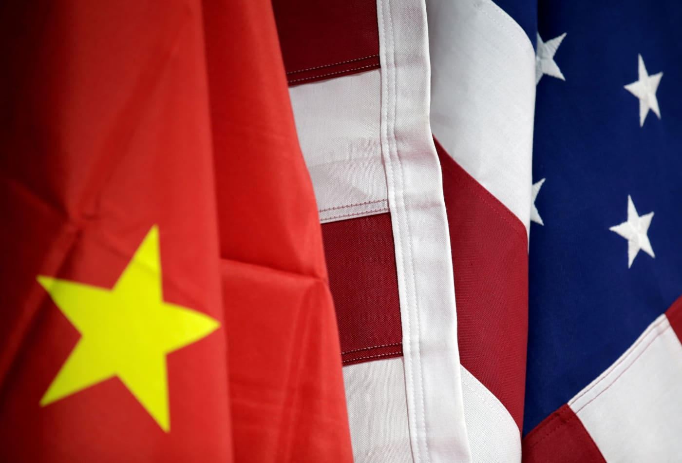 A U.S. strategy paper on China draws a tepid response in Beijing