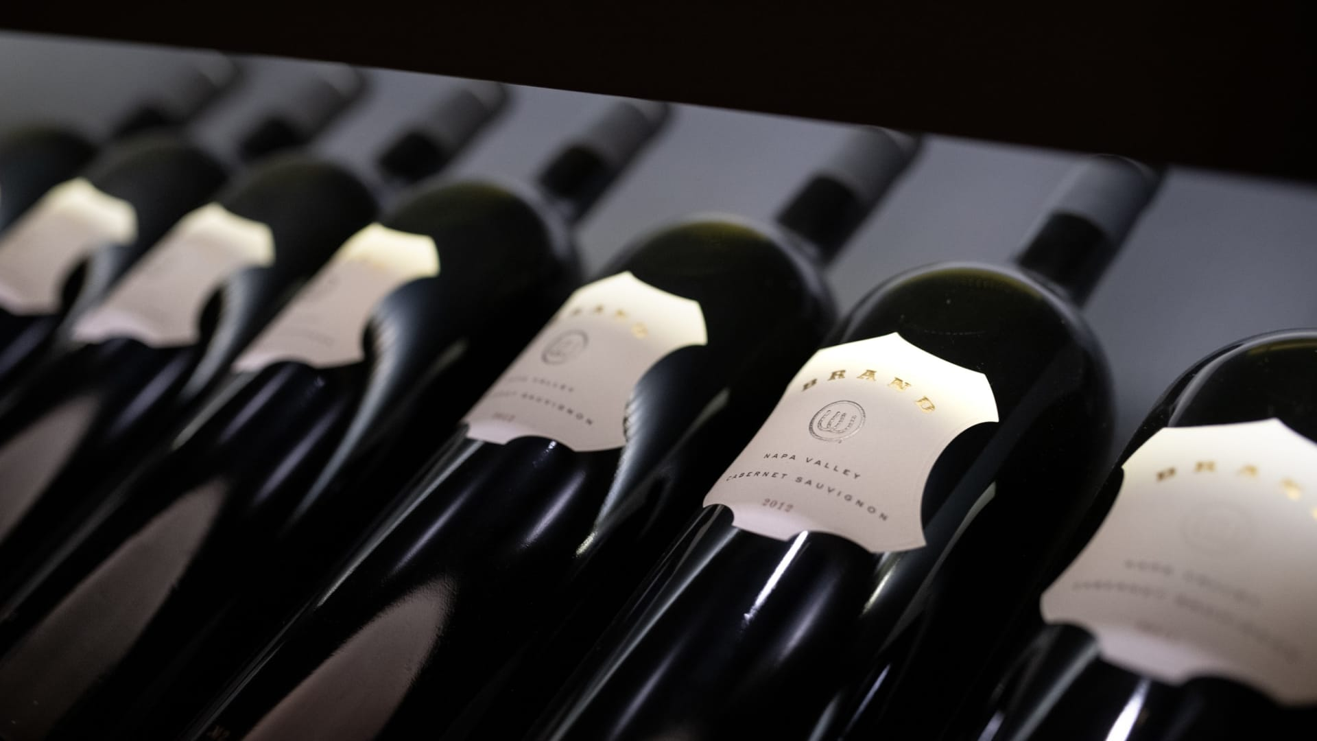 Brand's cabernet sauvignon is the Napa Valley winery's flagship wine.