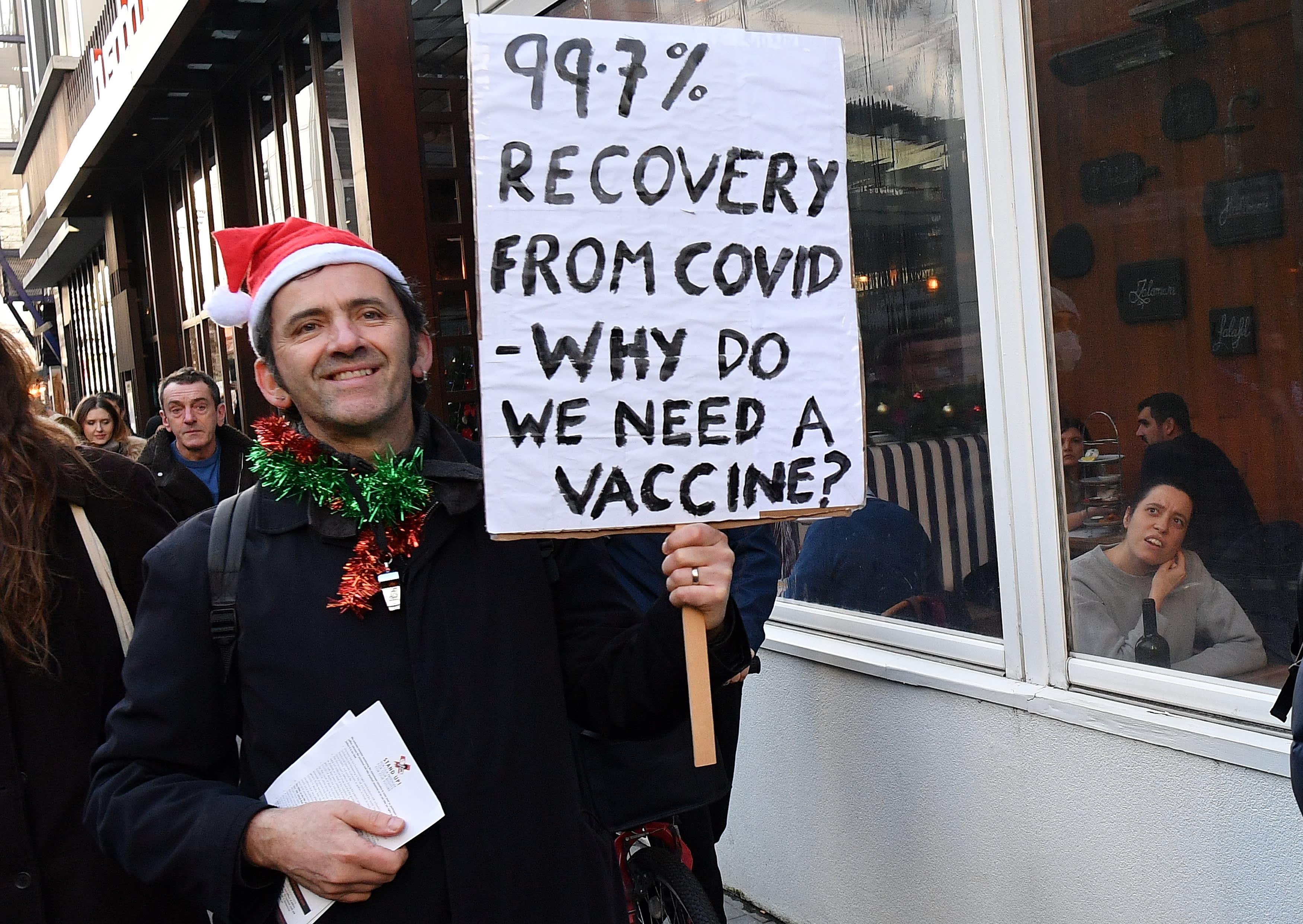 Ein Sturm kommt auf!? Was Menschen möglicherweise nicht machen dürfen, wenn sie sich nicht impfen lassen