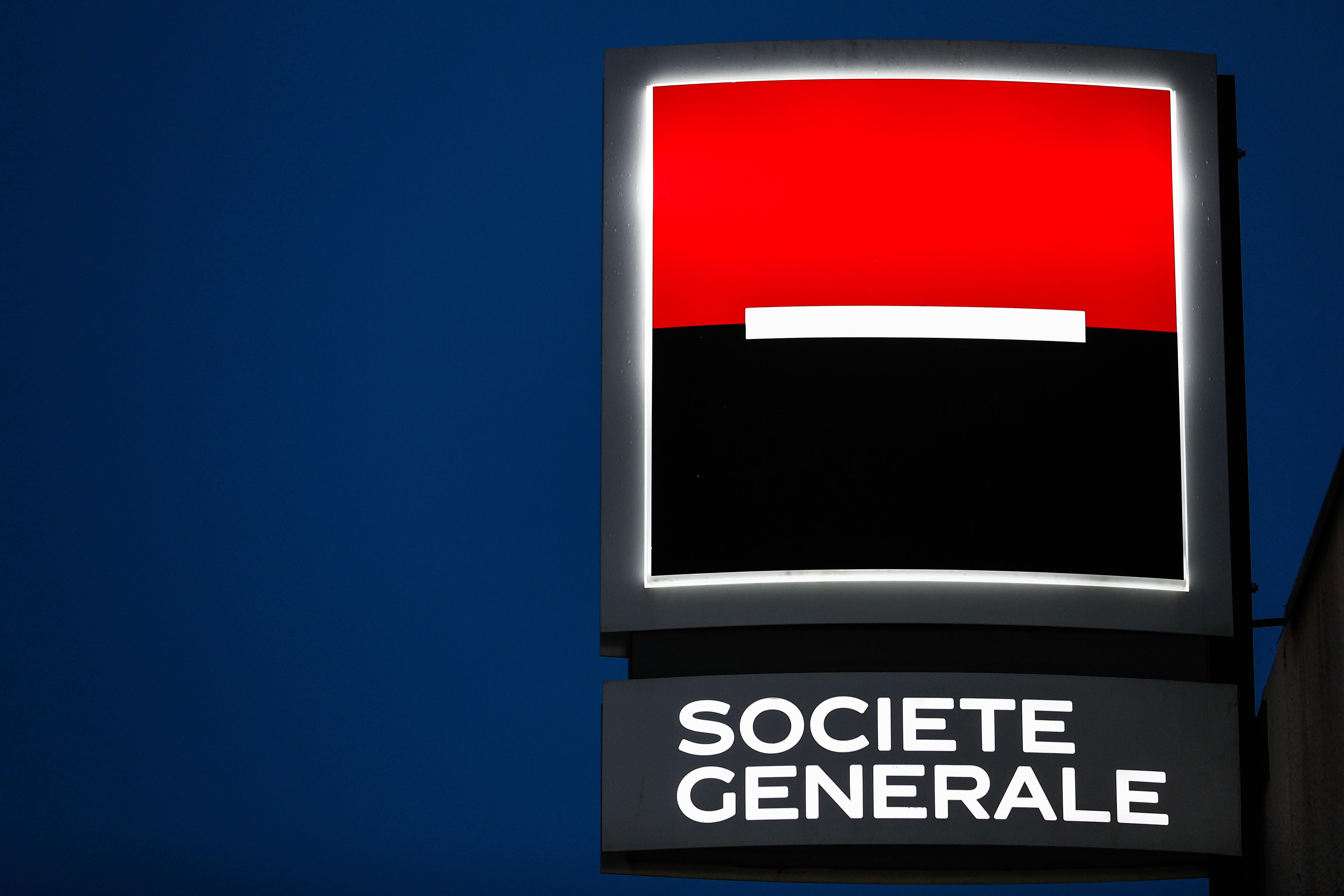 SocGen posts profit beat in fourth quarter despite dip in trading revenue - CNBC